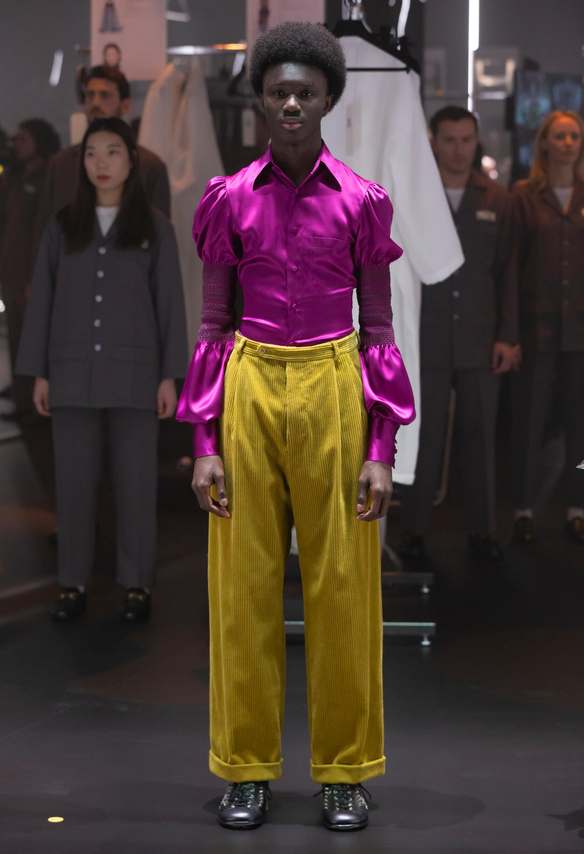 2020 Man Style Gucci
