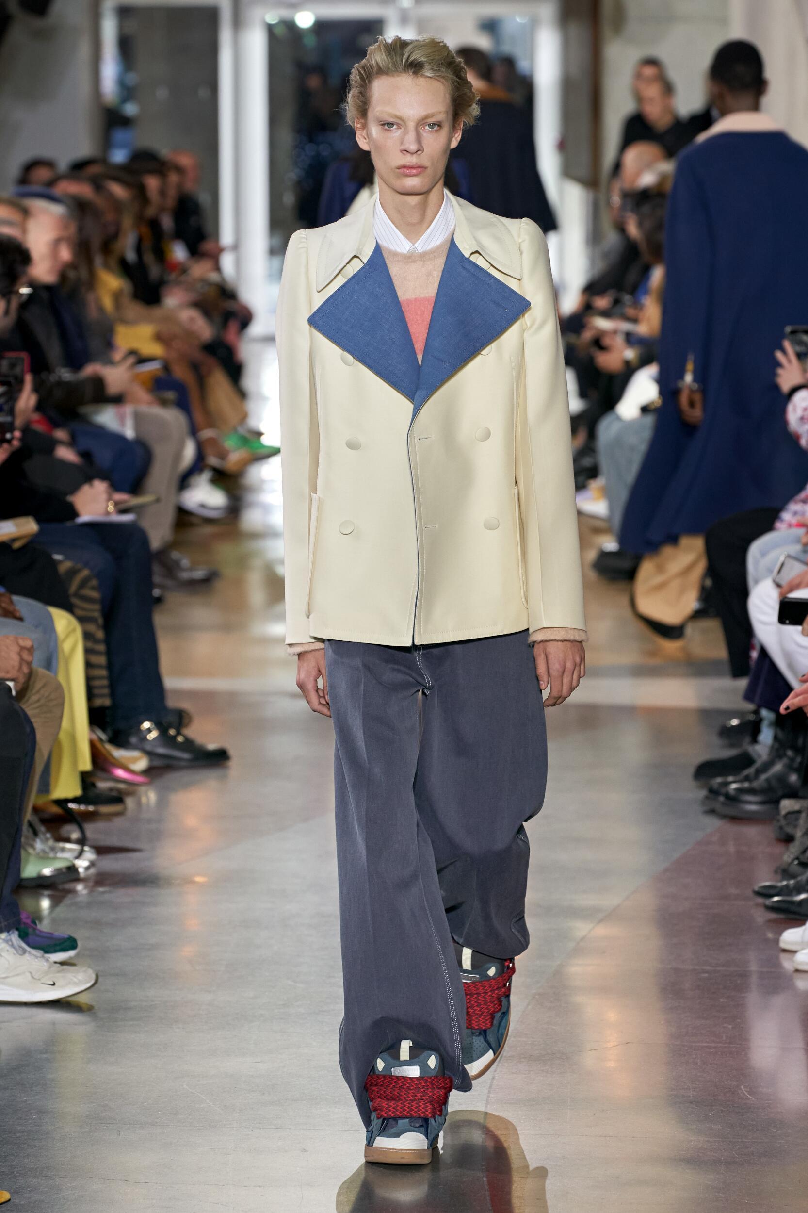 2020 Man Style Lanvin