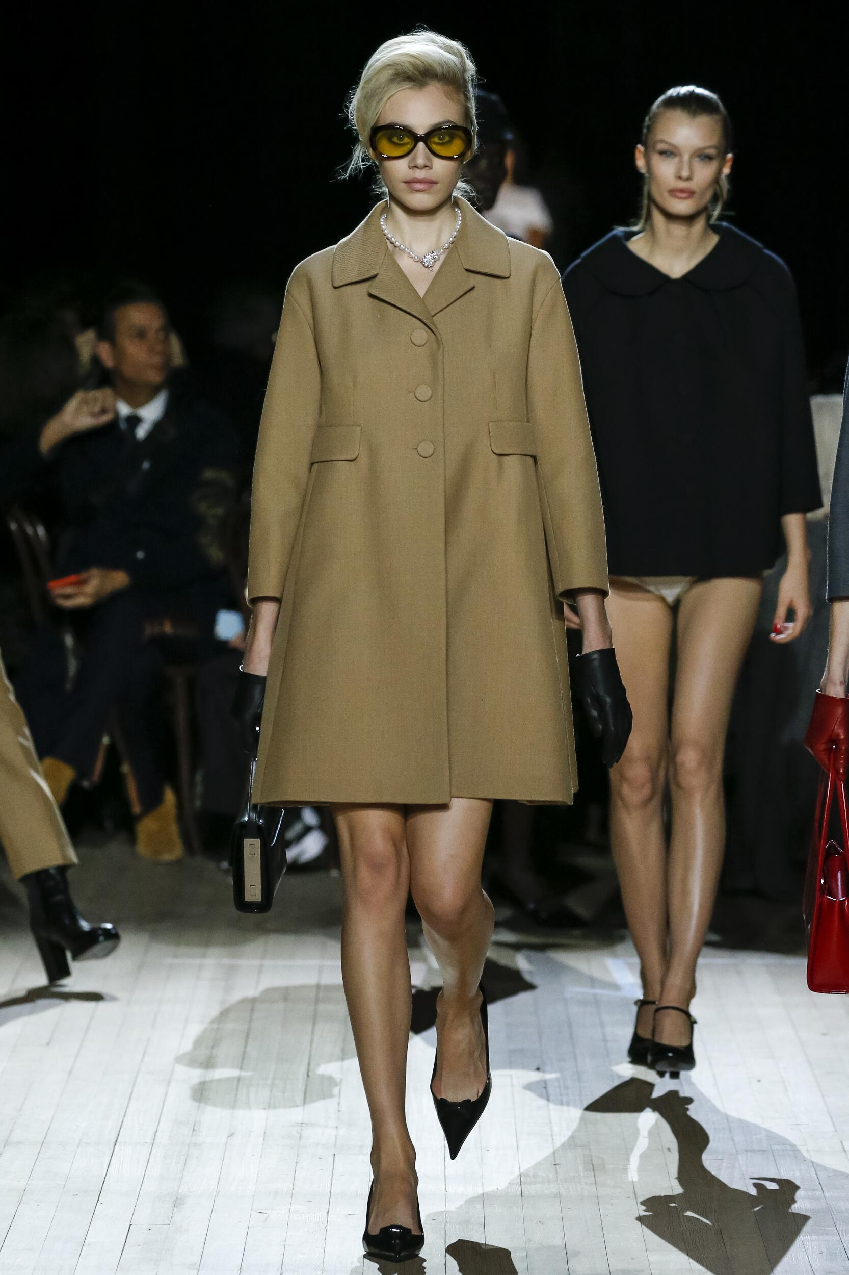 2020 Marc Jacobs Catwalk New York Fashion Week