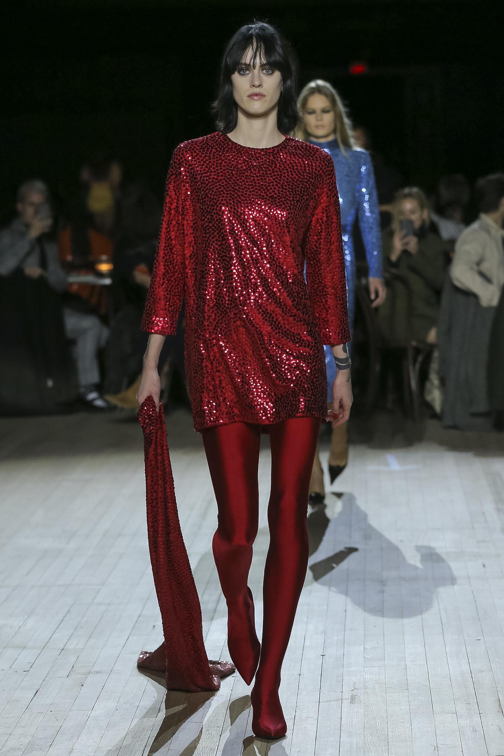 2020 Marc Jacobs Fall Winter Woman