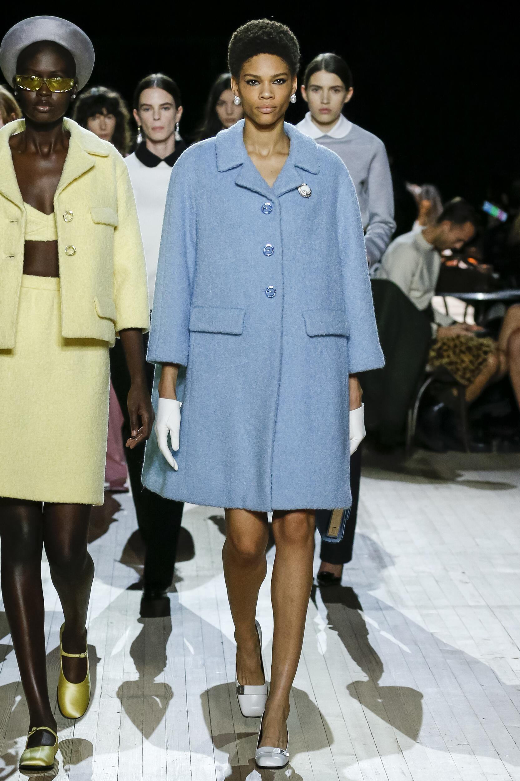 2020 Marc Jacobs Trends New York Fashion