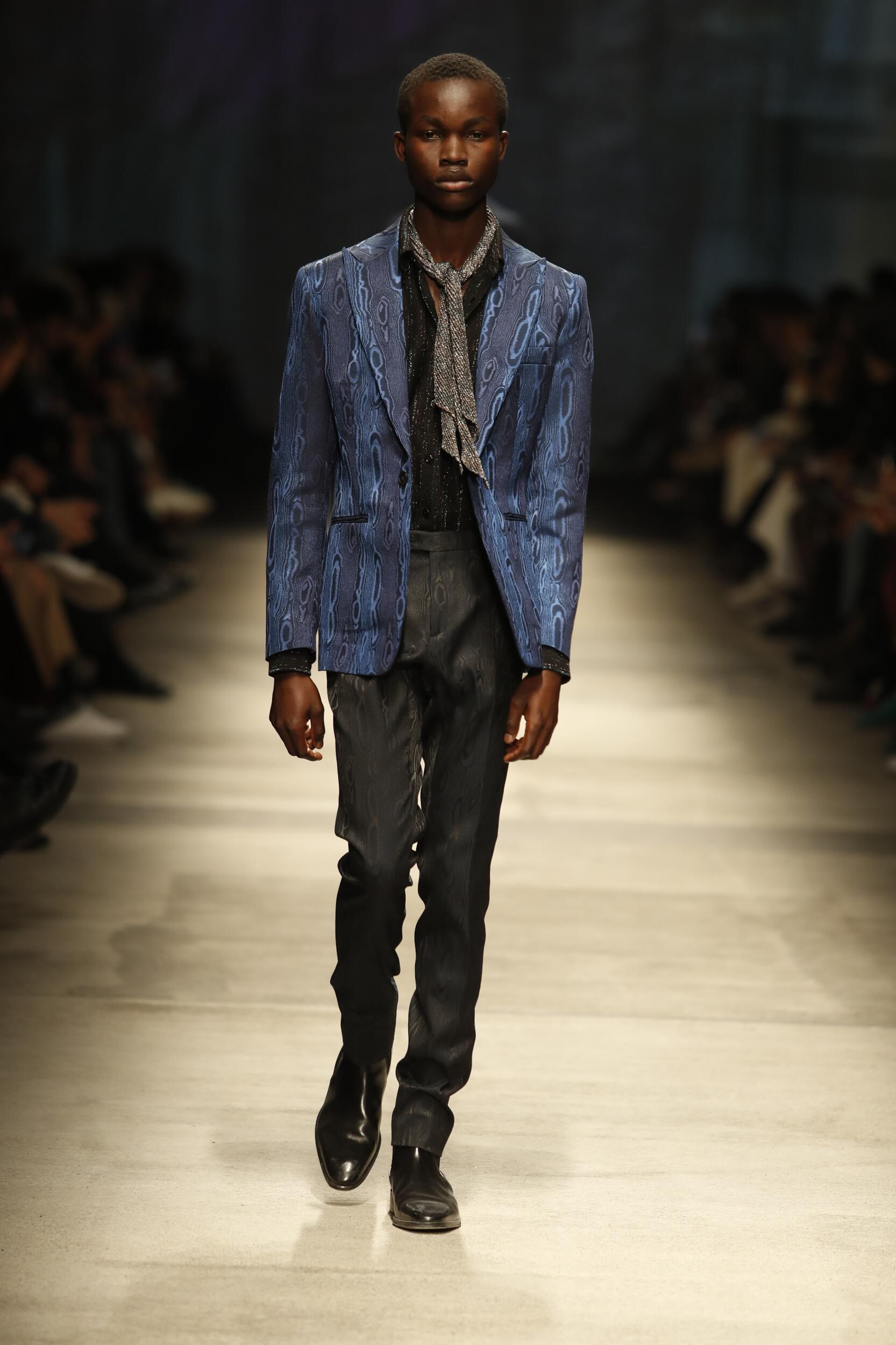 2020 Missoni Catwalk Milan Fashion Week