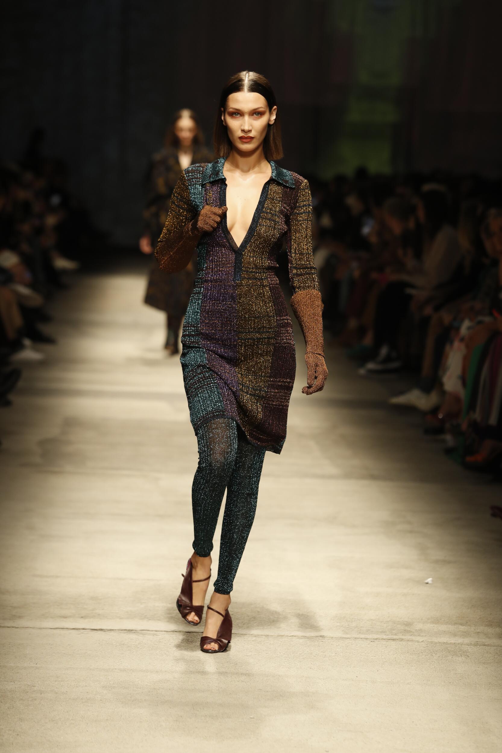 2020 Missoni Trends Milan Fashion Week