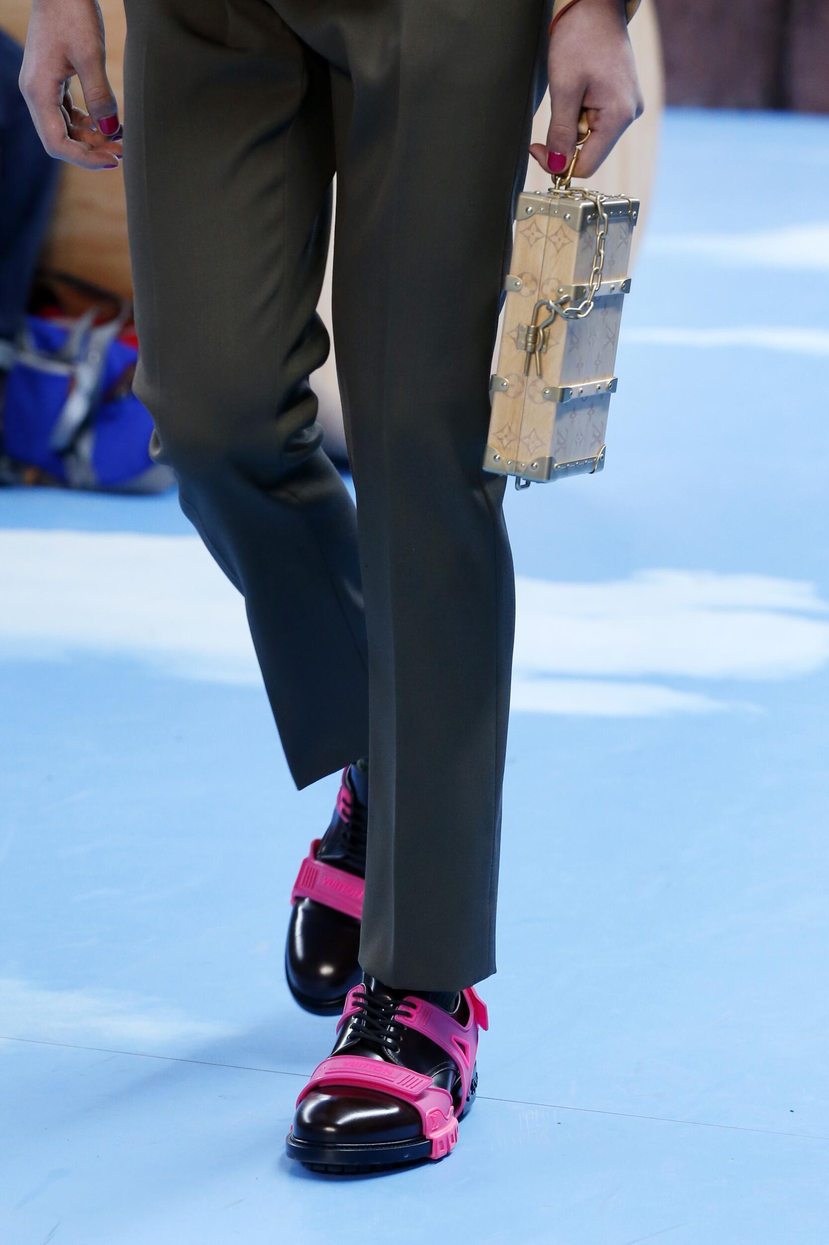 2020 Shoes Detail Louis Vuitton
