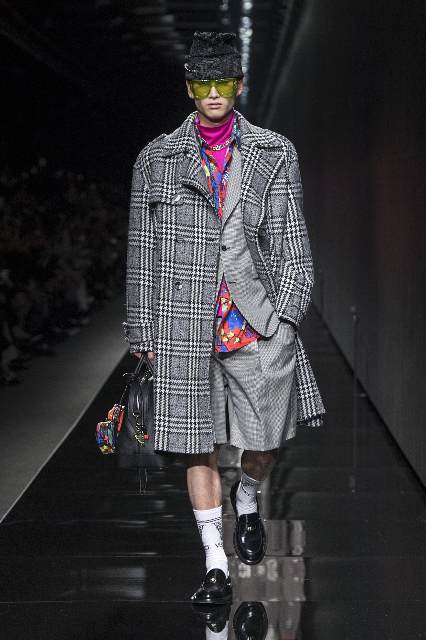 2020 Versace Catwalk