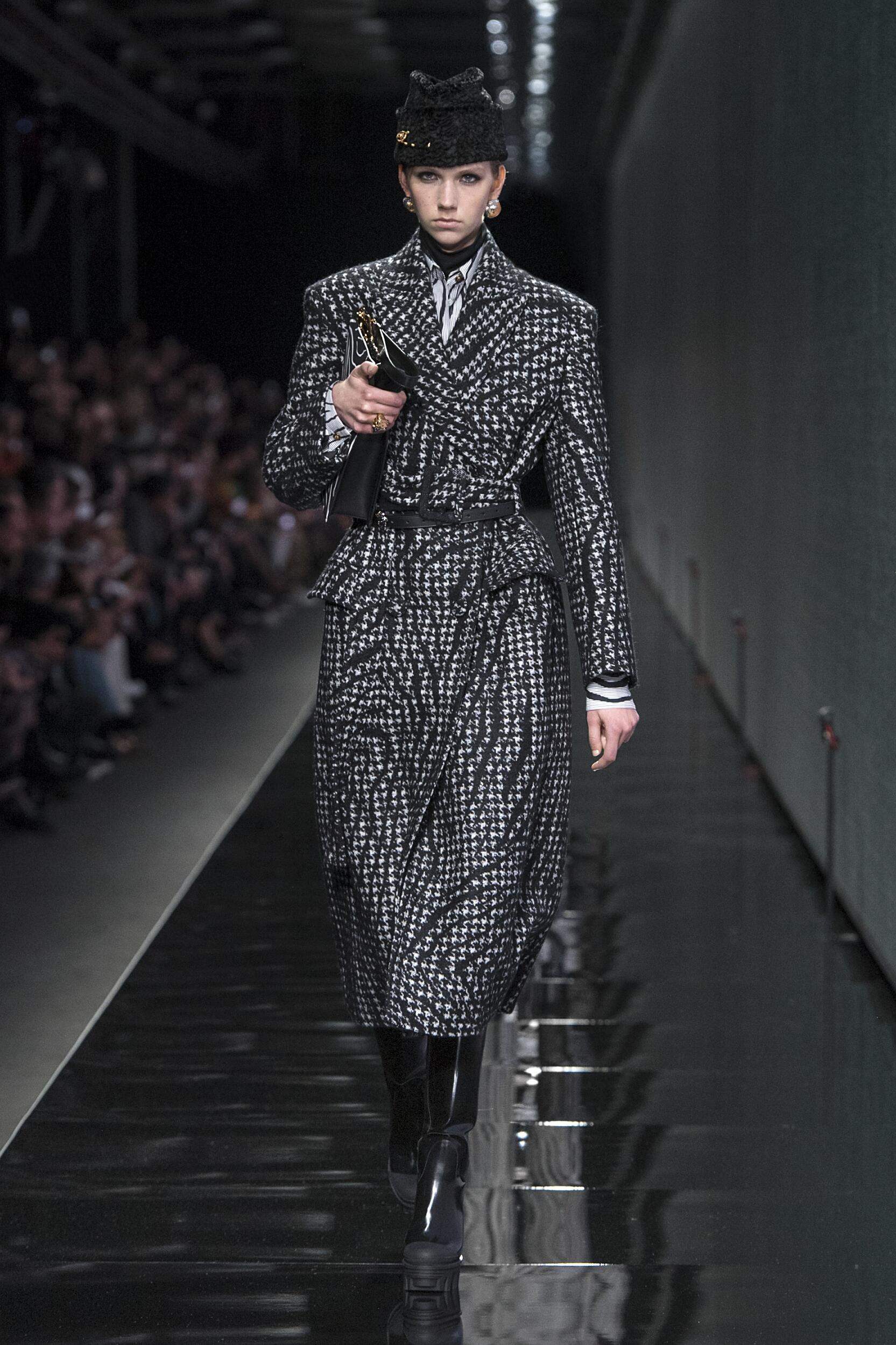 2020 Versace Fall Winter Woman