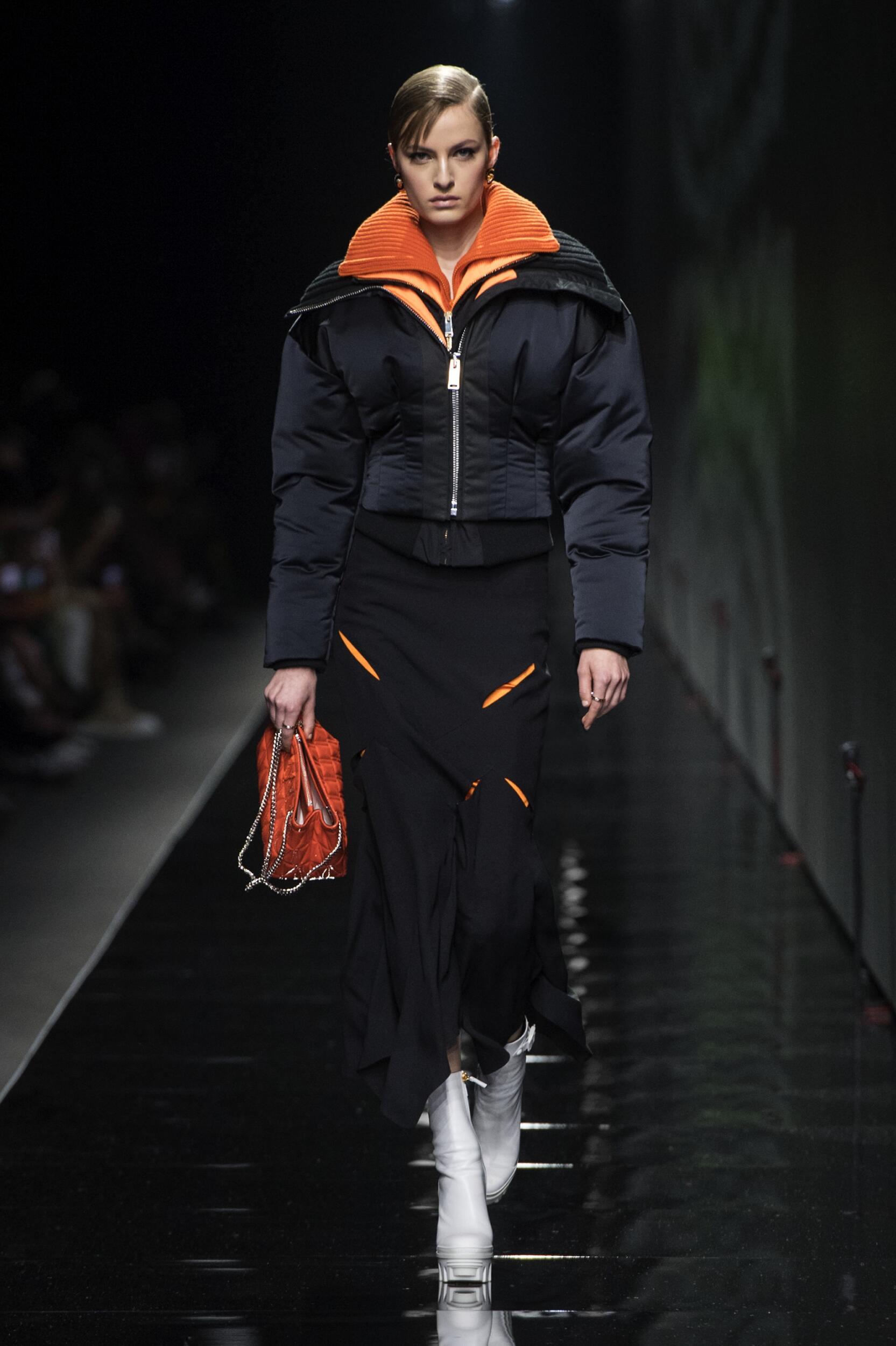 2020 Versace Winter Runway Show
