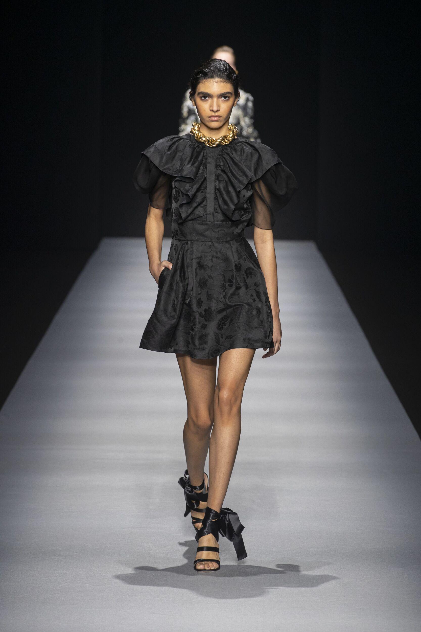 2020 Woman Style Alberta Ferretti