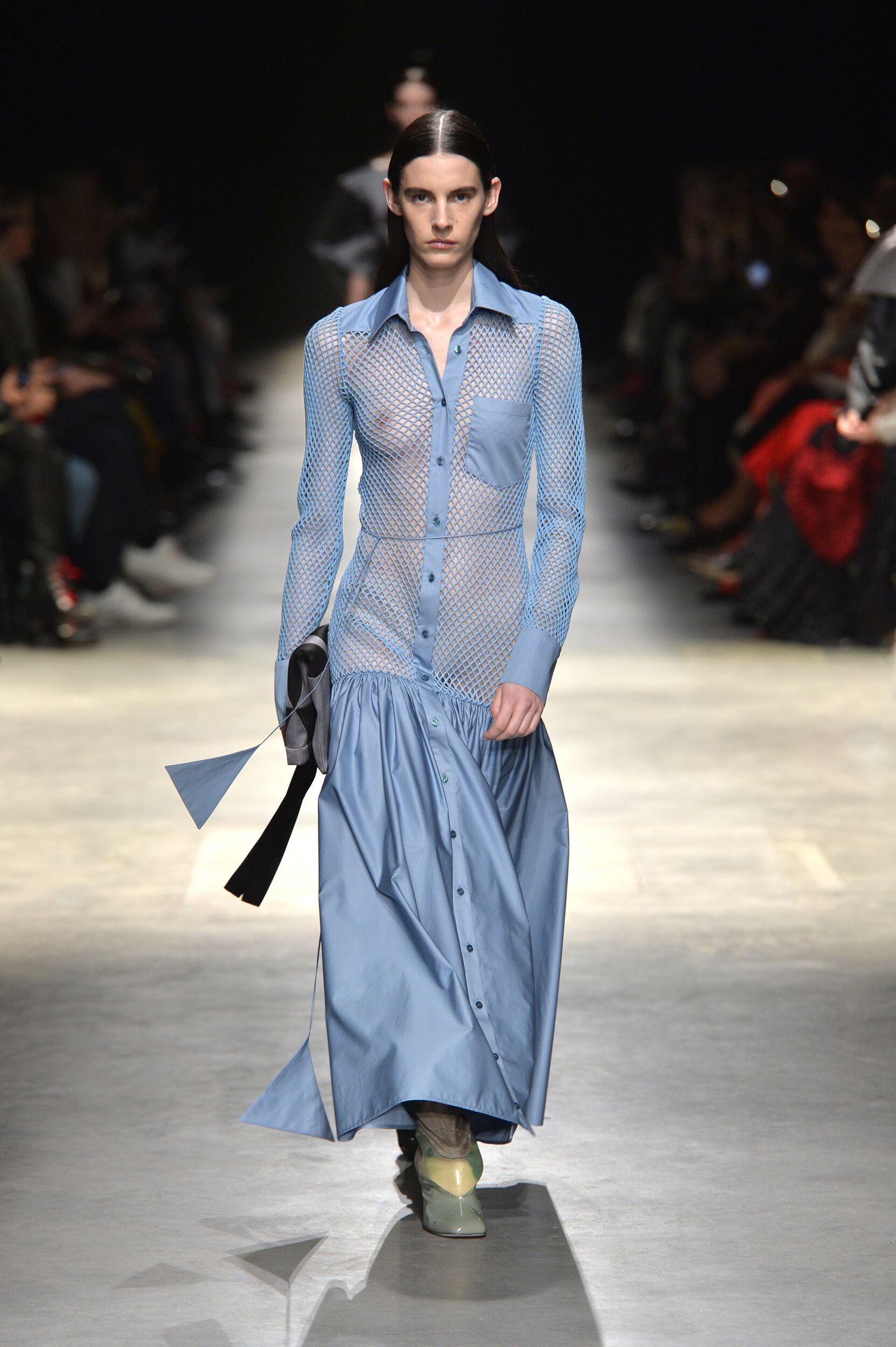 2020 Woman Style Christopher Kane