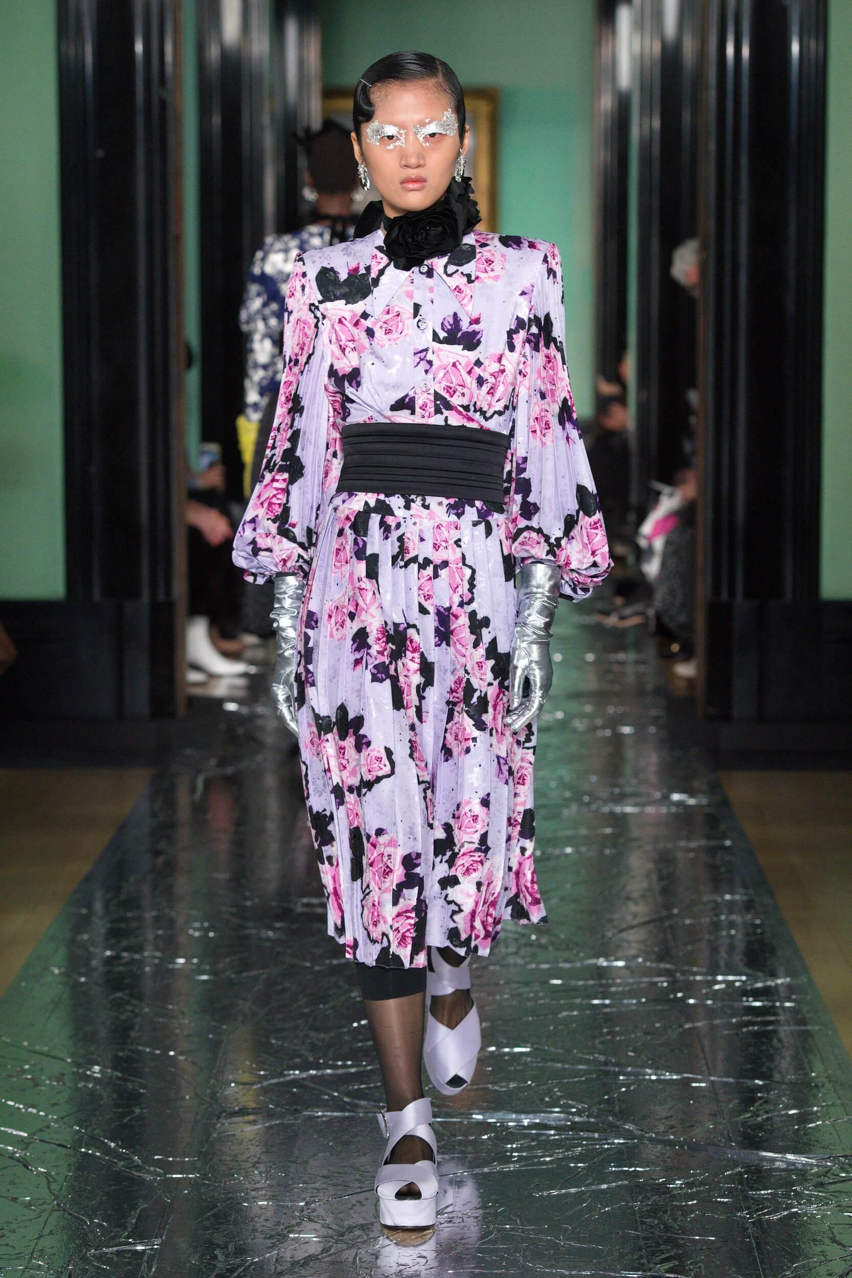 2020 Woman Style Erdem