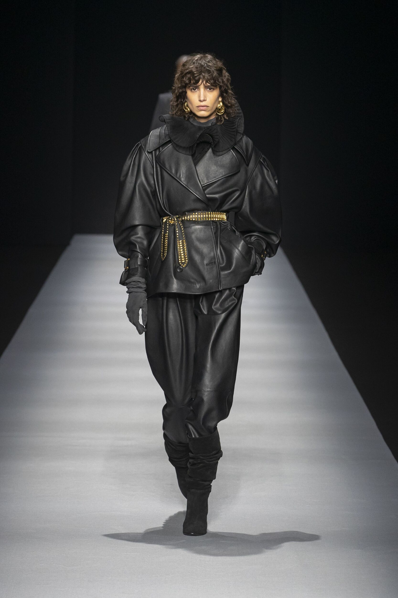 Alberta Ferretti Fashion Show FW 2020