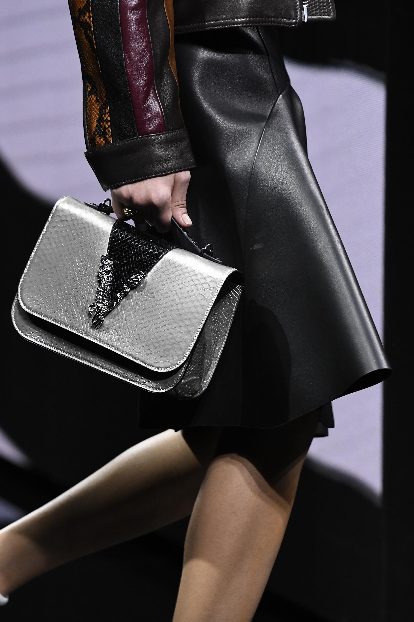 Bag Detail Fall Winter 2020 Versace