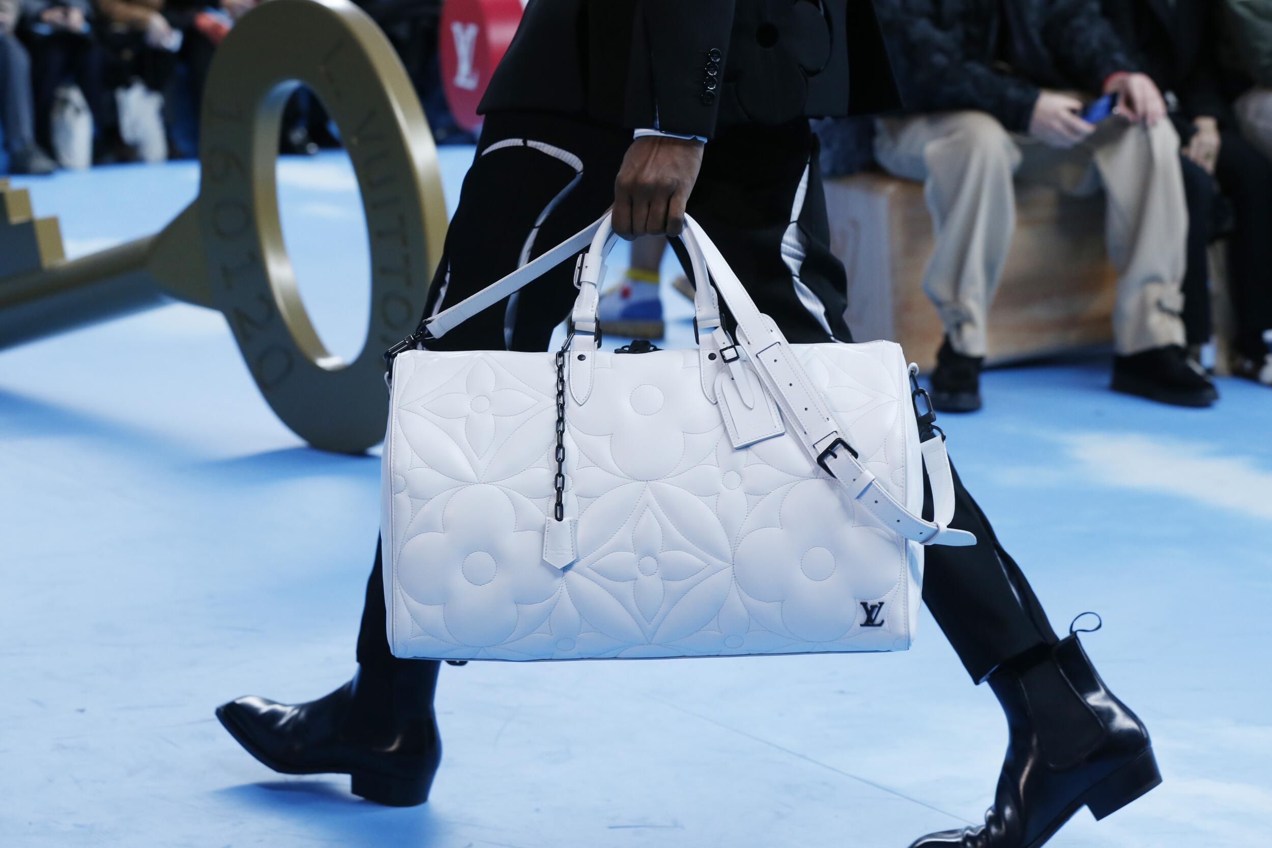 Bag Louis Vuitton Fall Winter 2020 Collection Paris Fashion Week