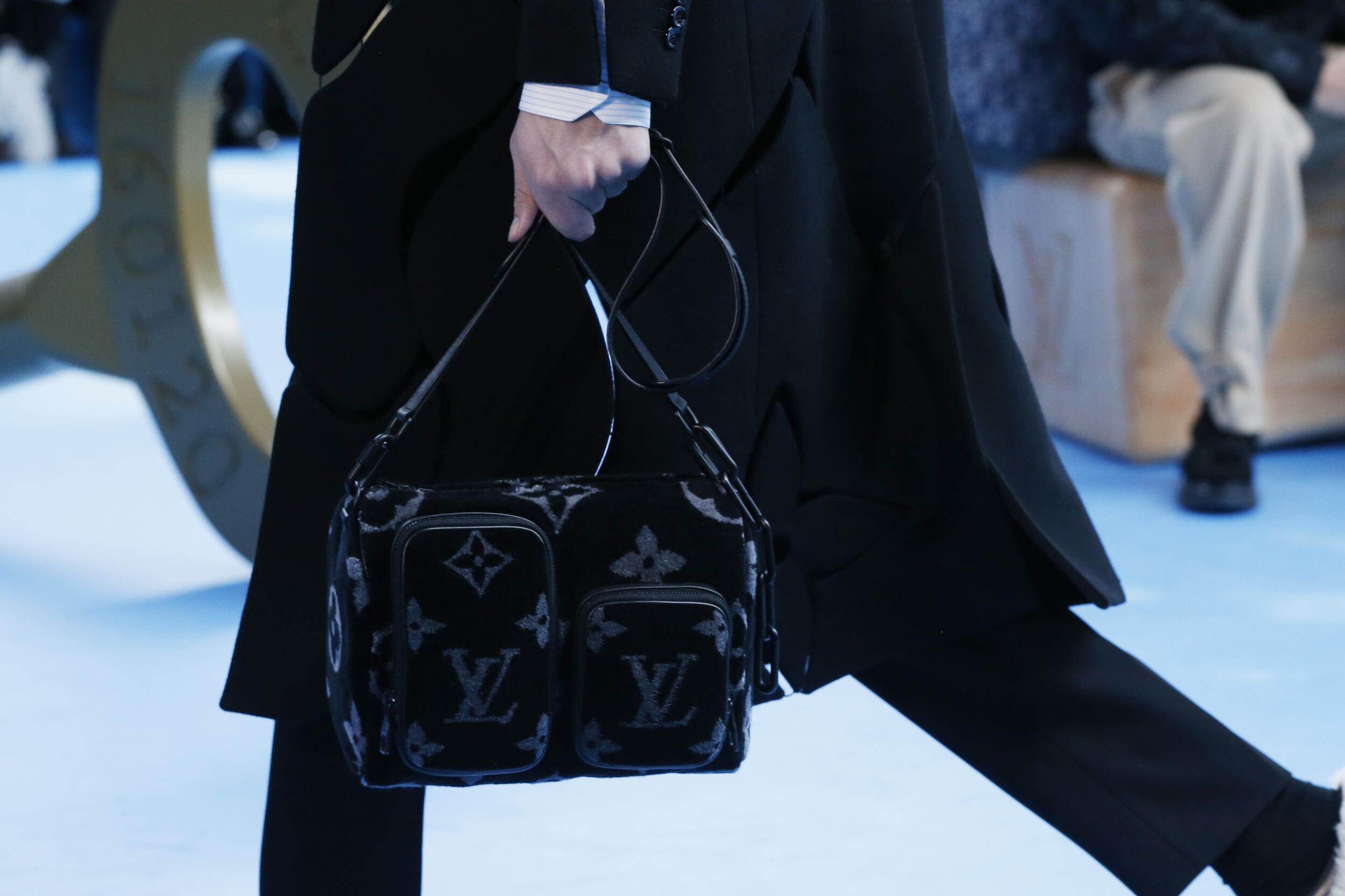 Bag Man Fall Louis Vuitton