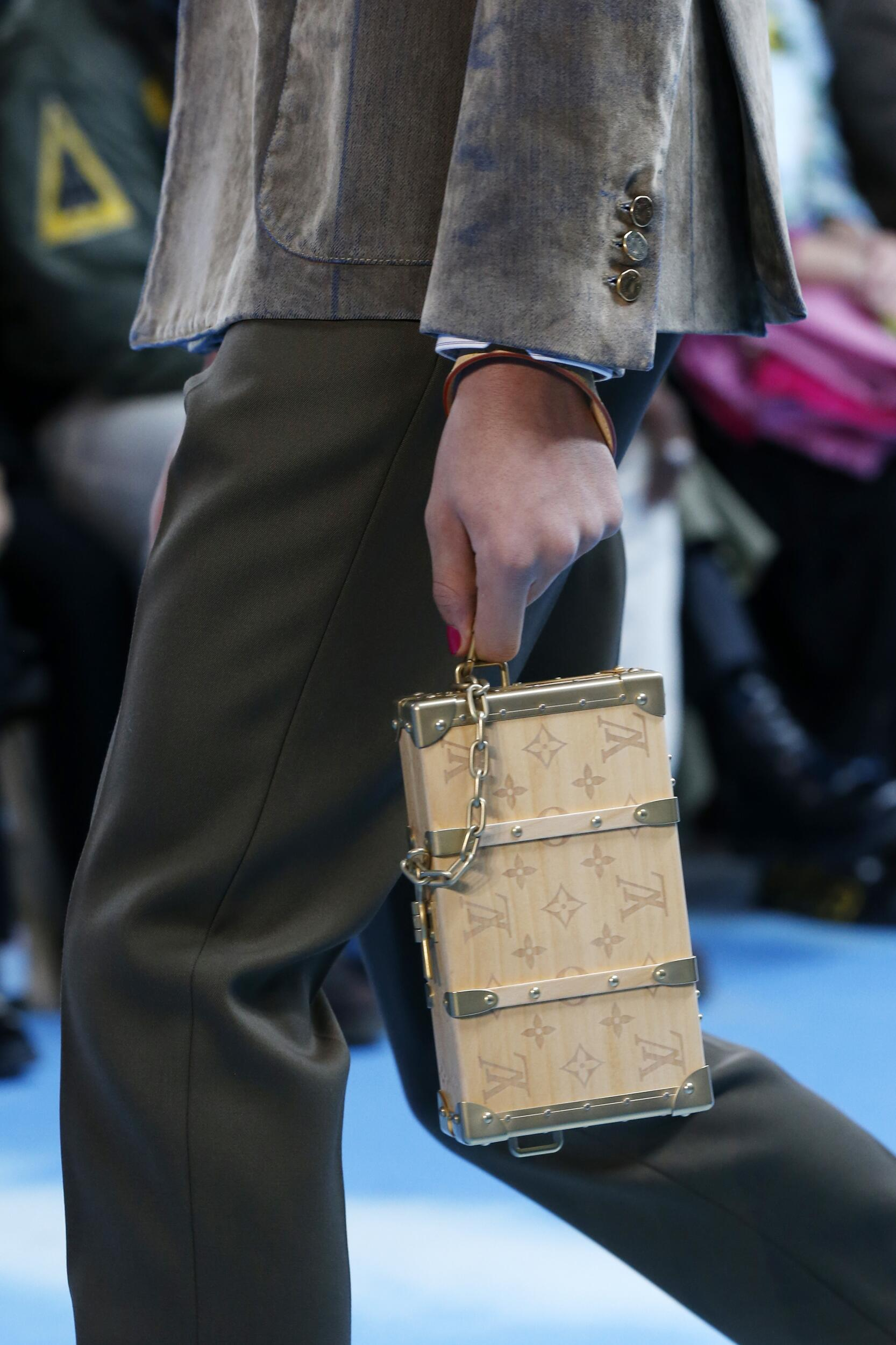 Bag Menswear 2020 Louis Vuitton