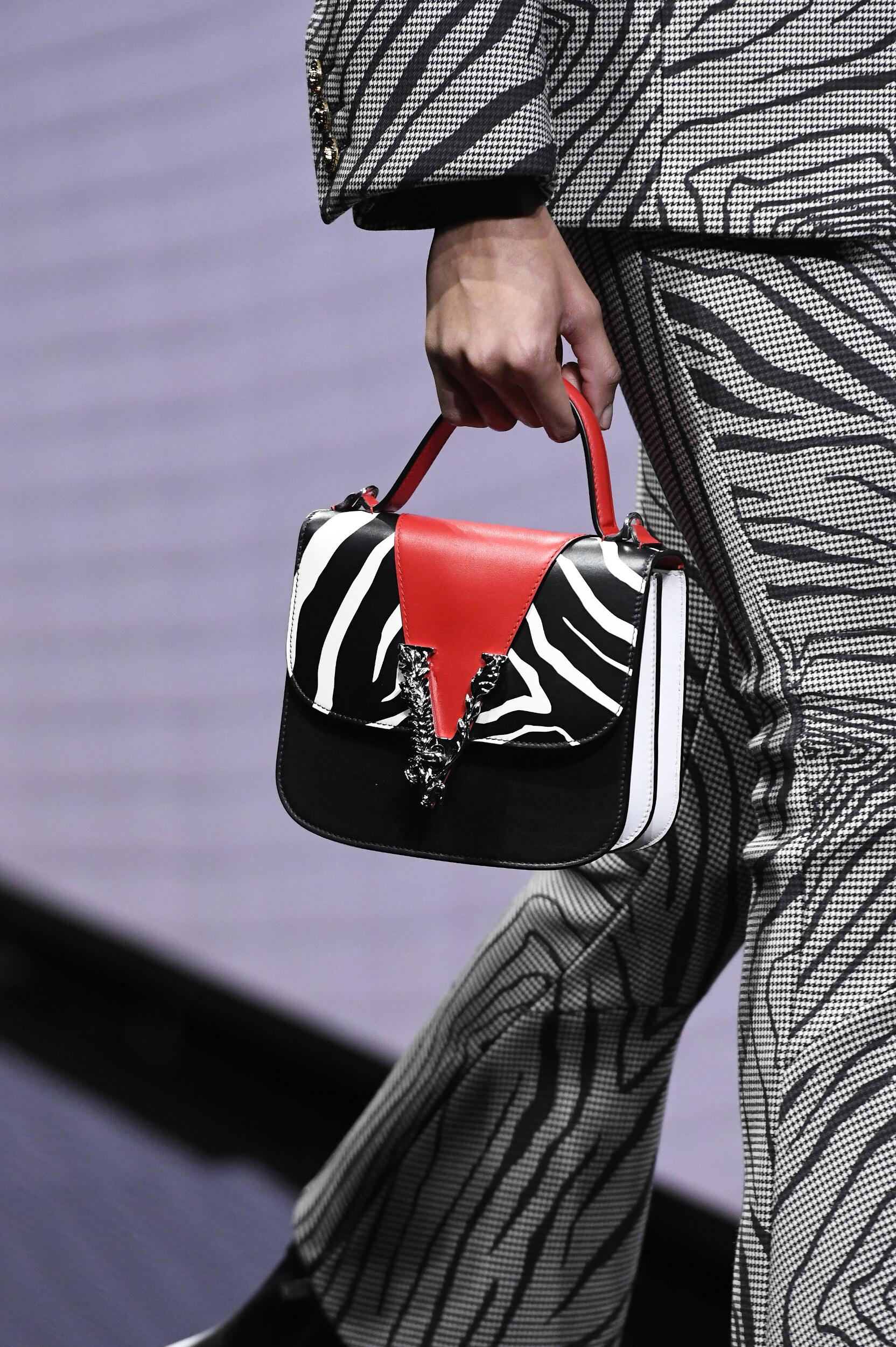 Bag Versace Fall Winter 2020 Collection