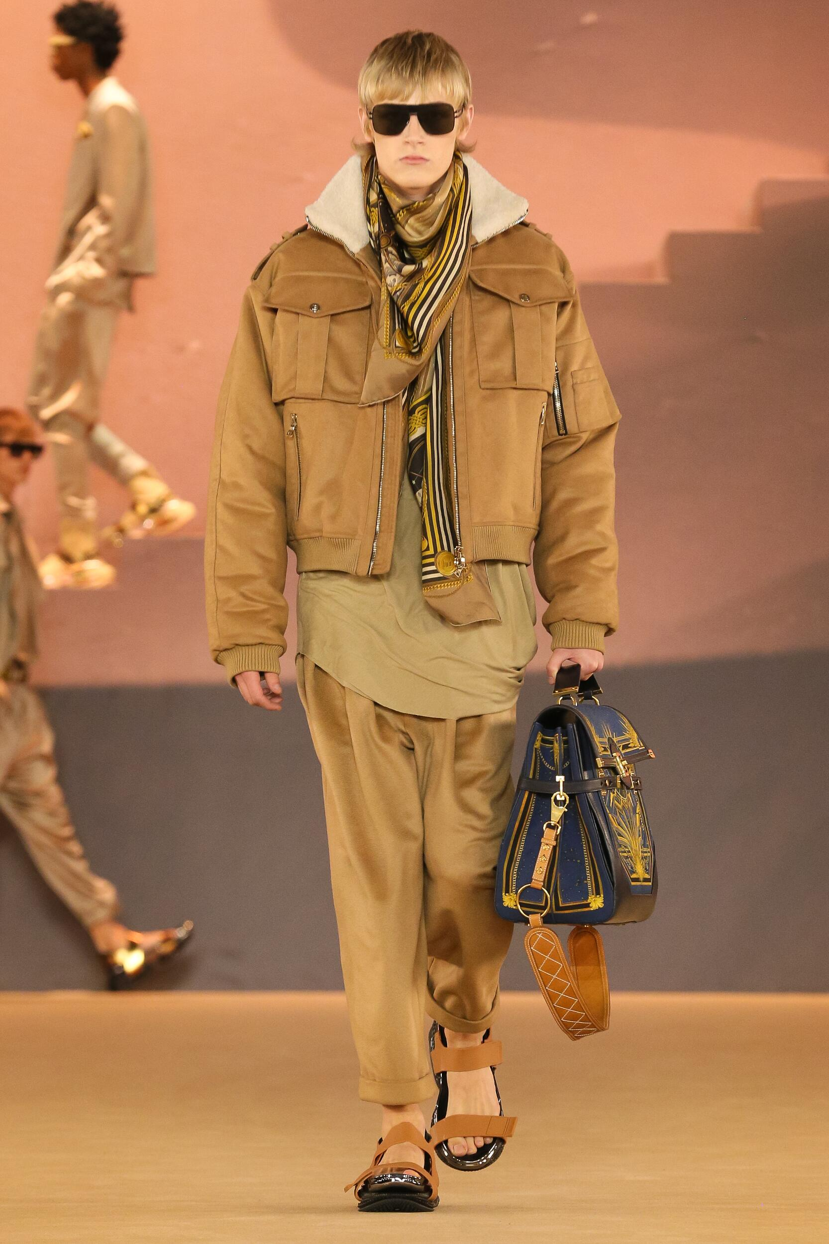 Balmain Fall Winter 2020 Mens Collection Paris Fashion Week