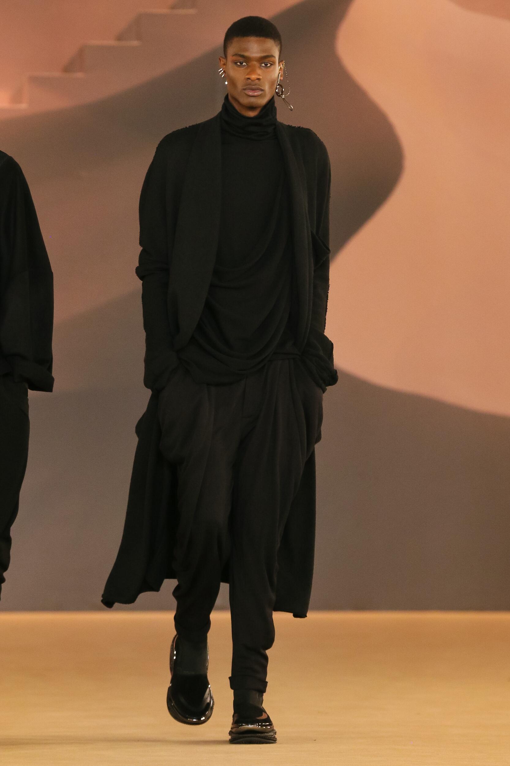 Balmain Man 2020 Paris Trends