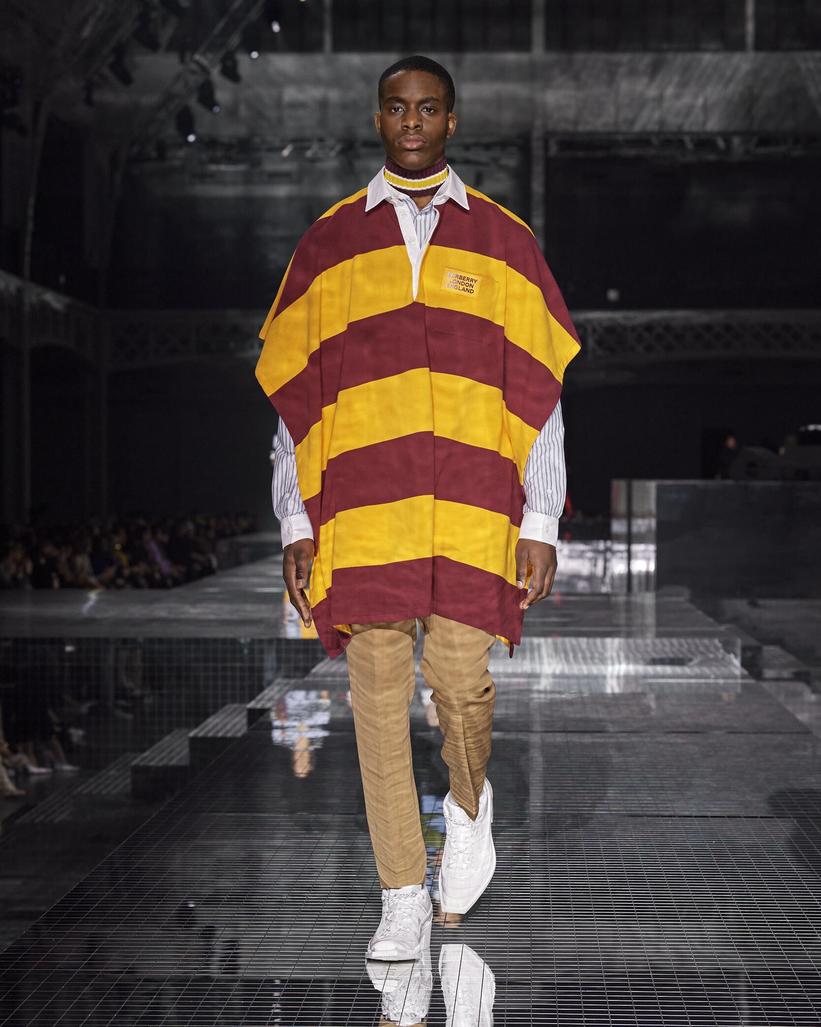 Burberry 2020-2021 Menswear