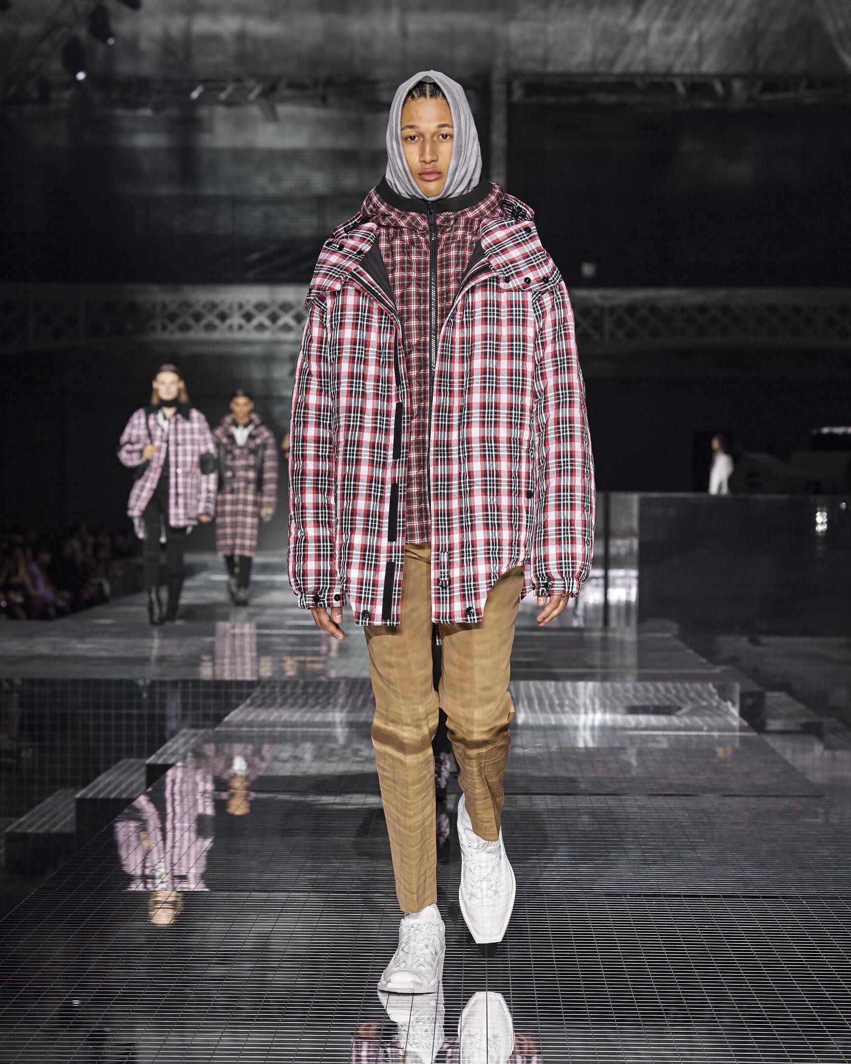 Burberry 2020 London Trends Menswear