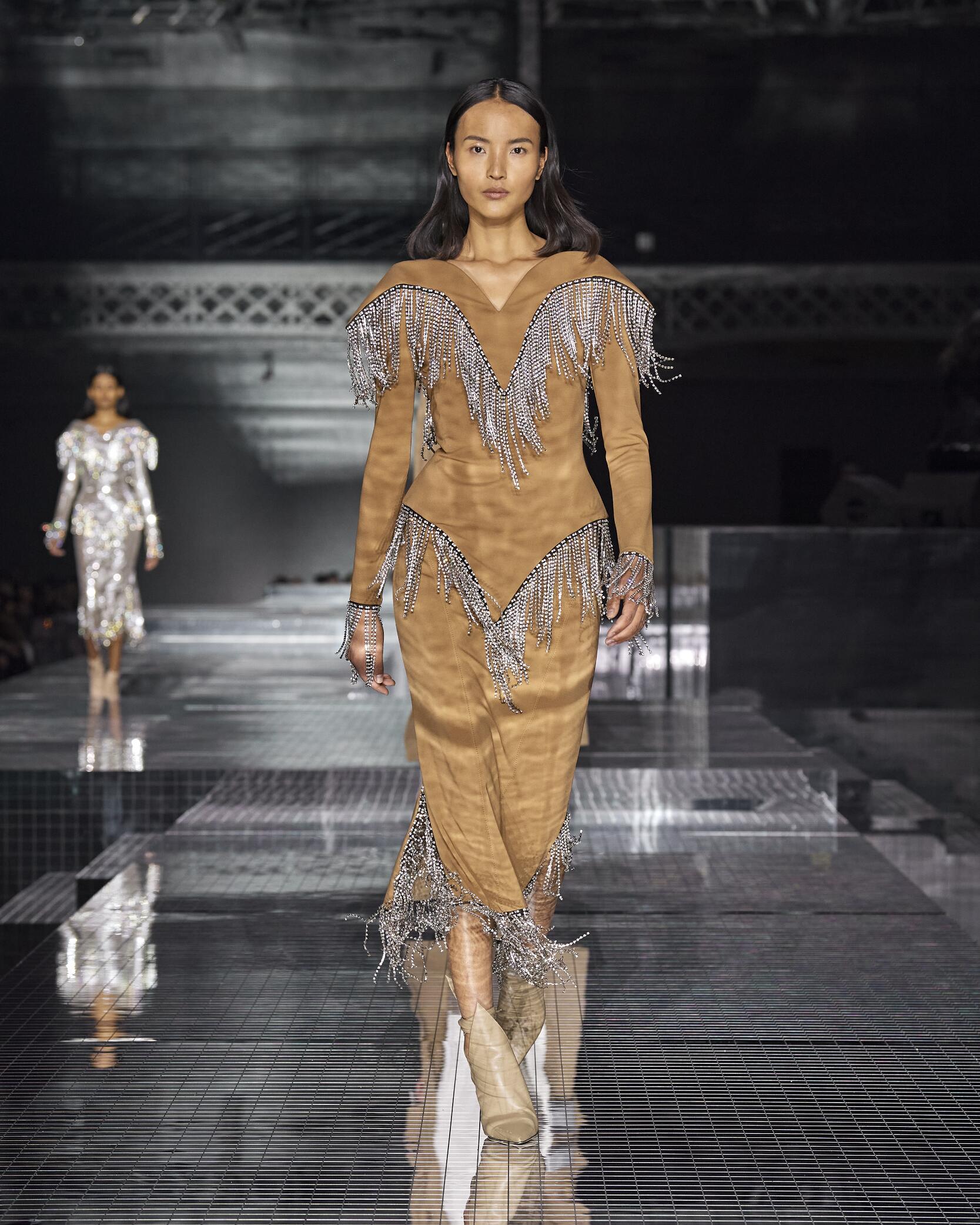 Burberry 2020 London Trends Womenswear