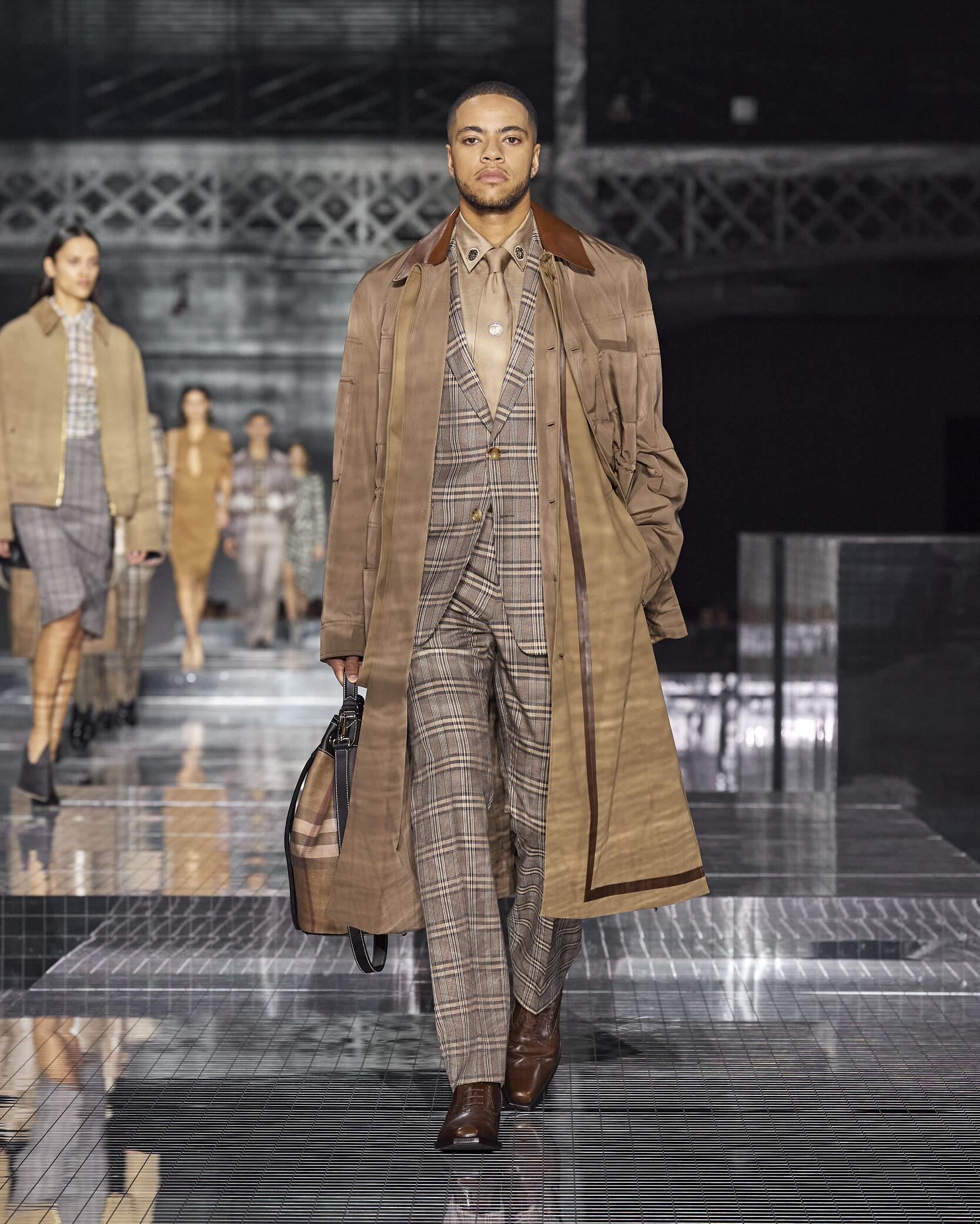 Burberry FW 2020 Menswear