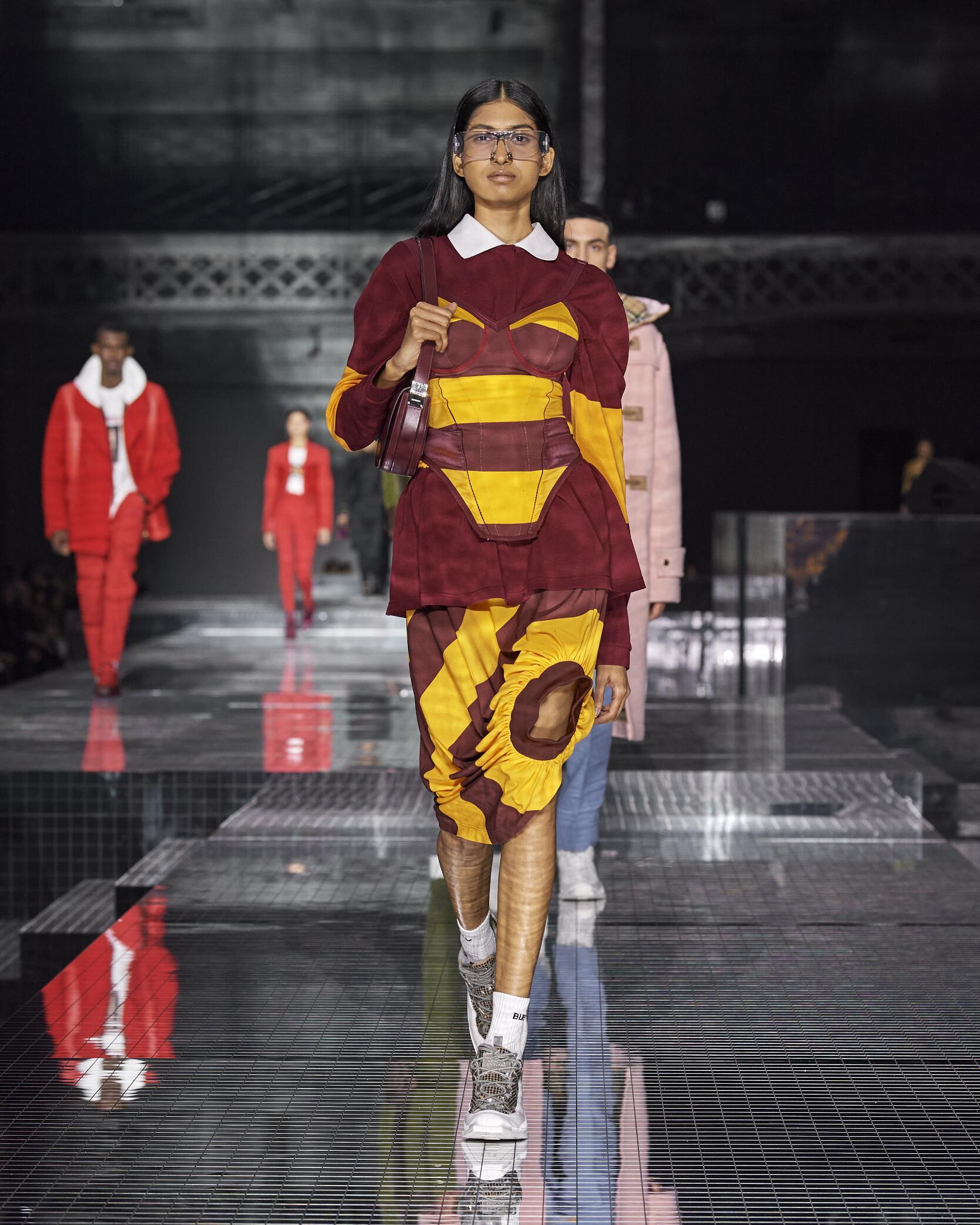 Burberry FW 2020 Womenswear