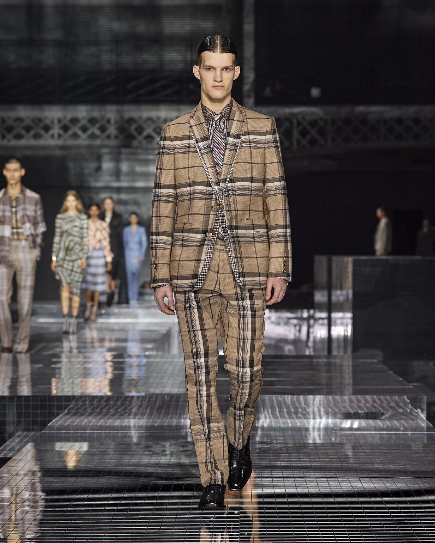 Burberry London Fashion Week Menswear Trends