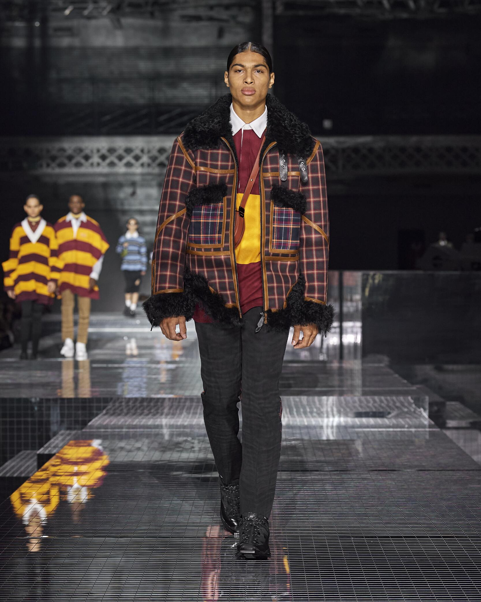 Burberry Man 2020-21 London Trends