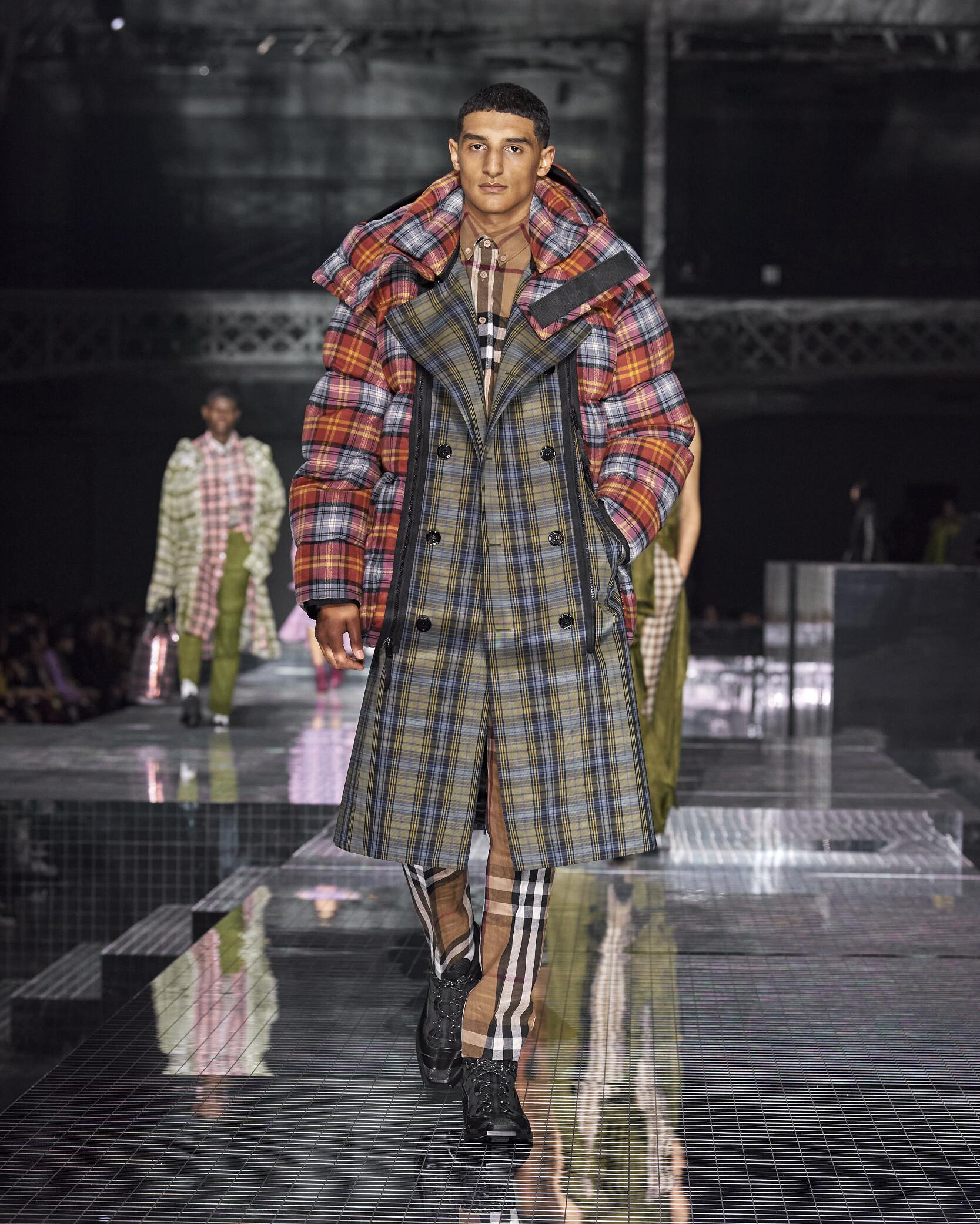 Burberry Man 2020 London Trends