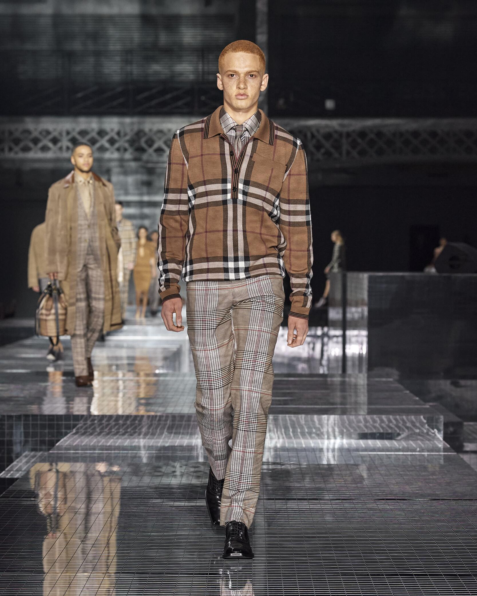 Burberry Men's Collection 2020-21