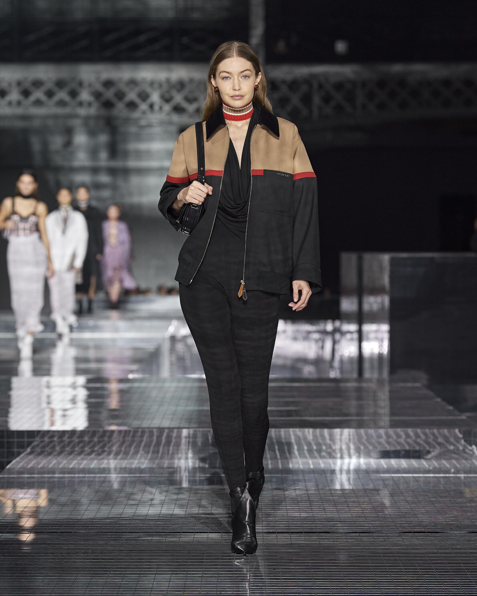 Burberry Womenswear Collection Trends Winter