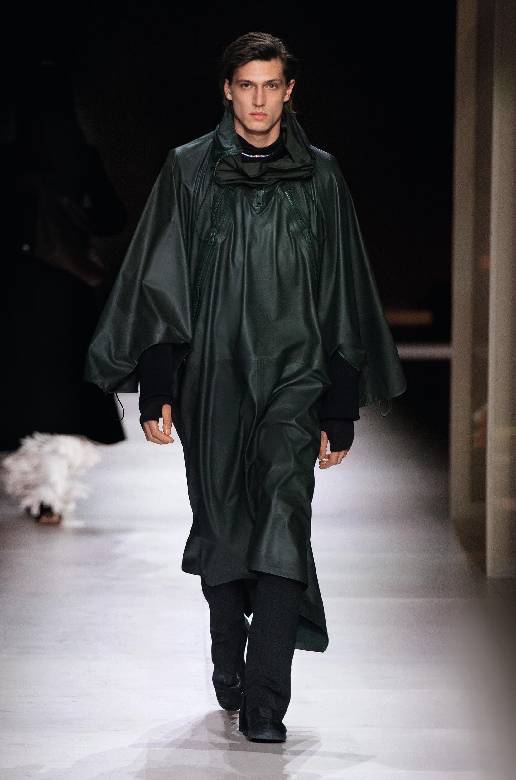 Catwalk Bottega Veneta Man Fashion Show Winter 2020