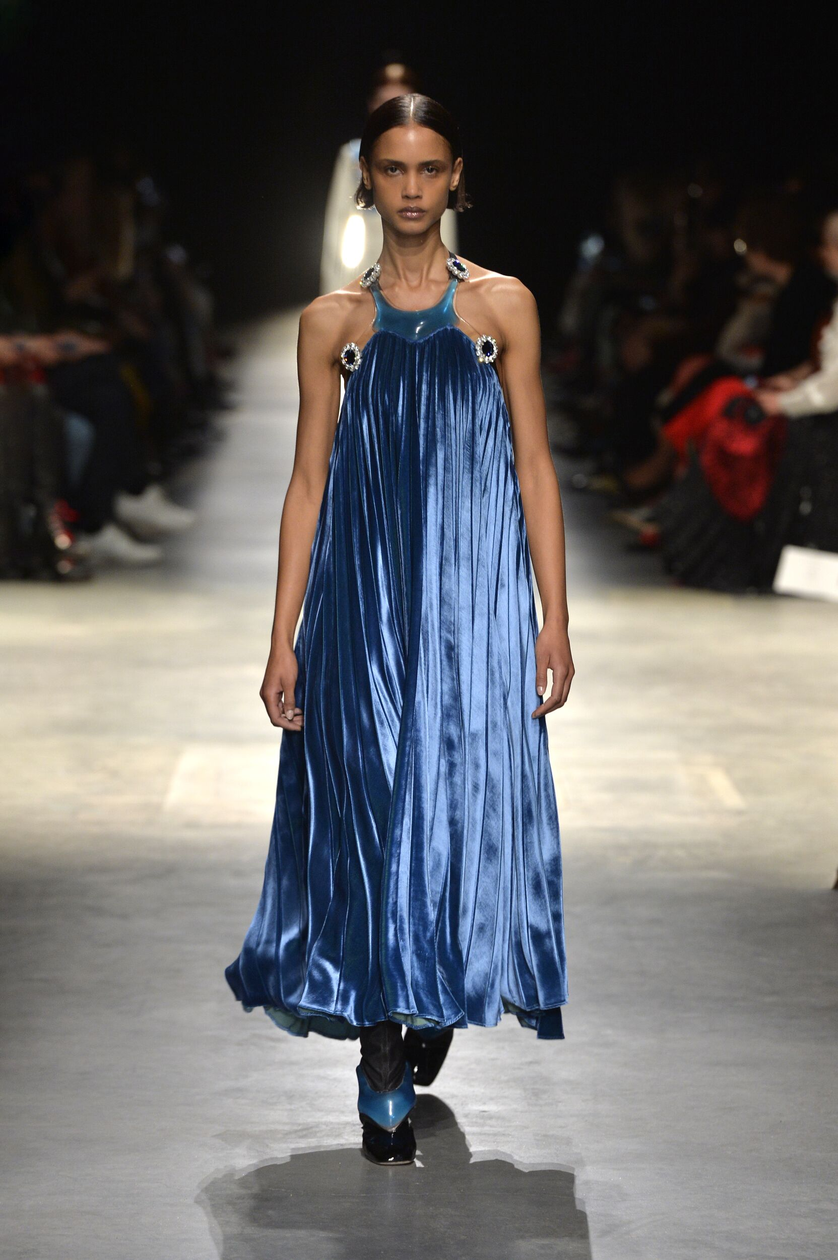 Catwalk Christopher Kane Women Fashion Show Winter 2020
