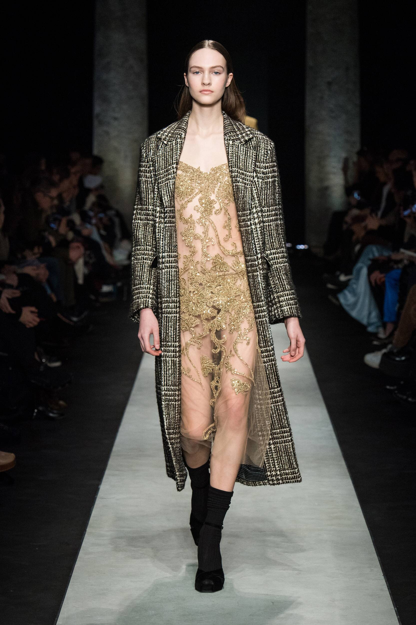 Catwalk Ermanno Scervino Winter 2020