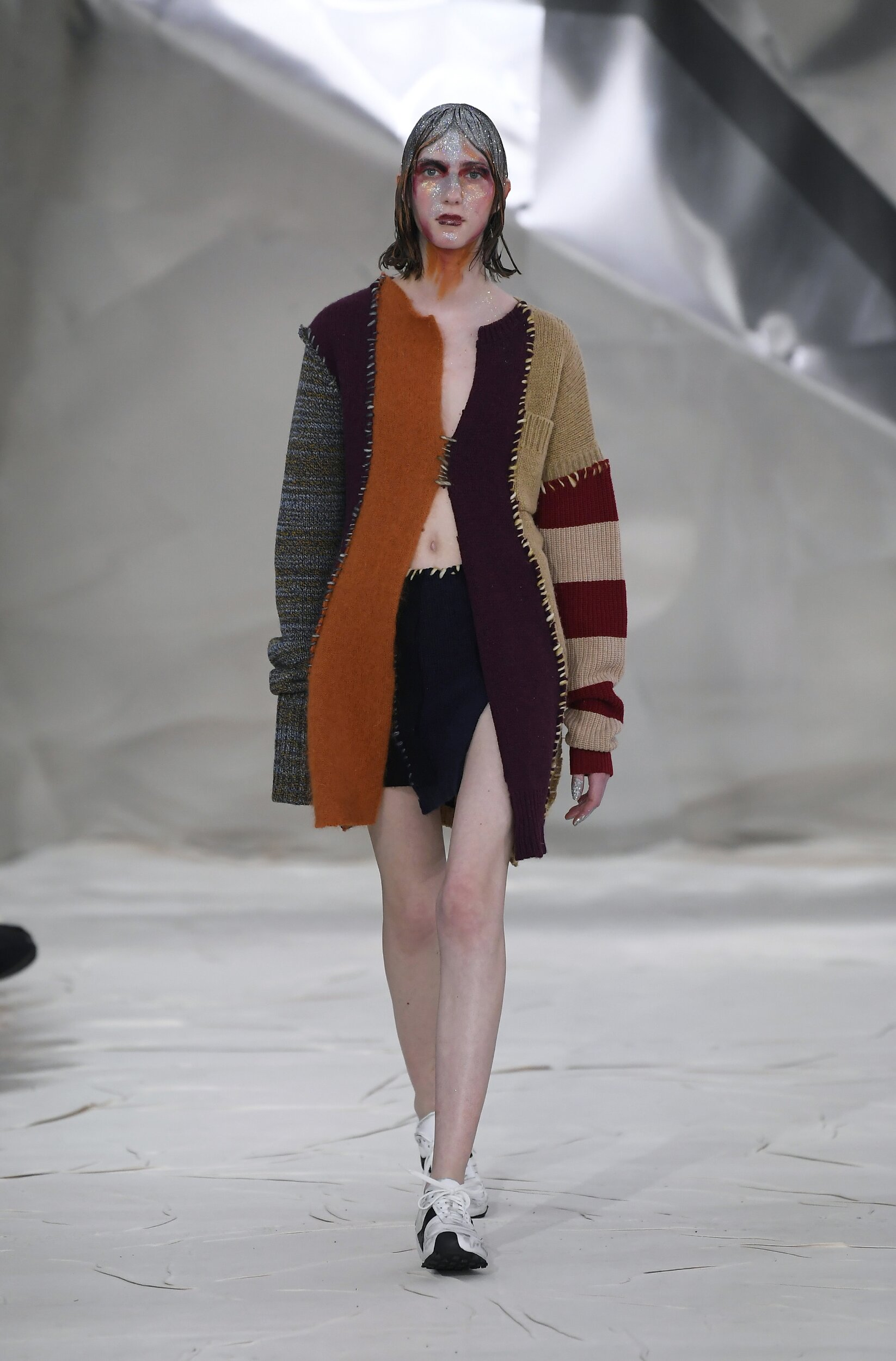 Catwalk Marni Women Fashion Show Winter 2020