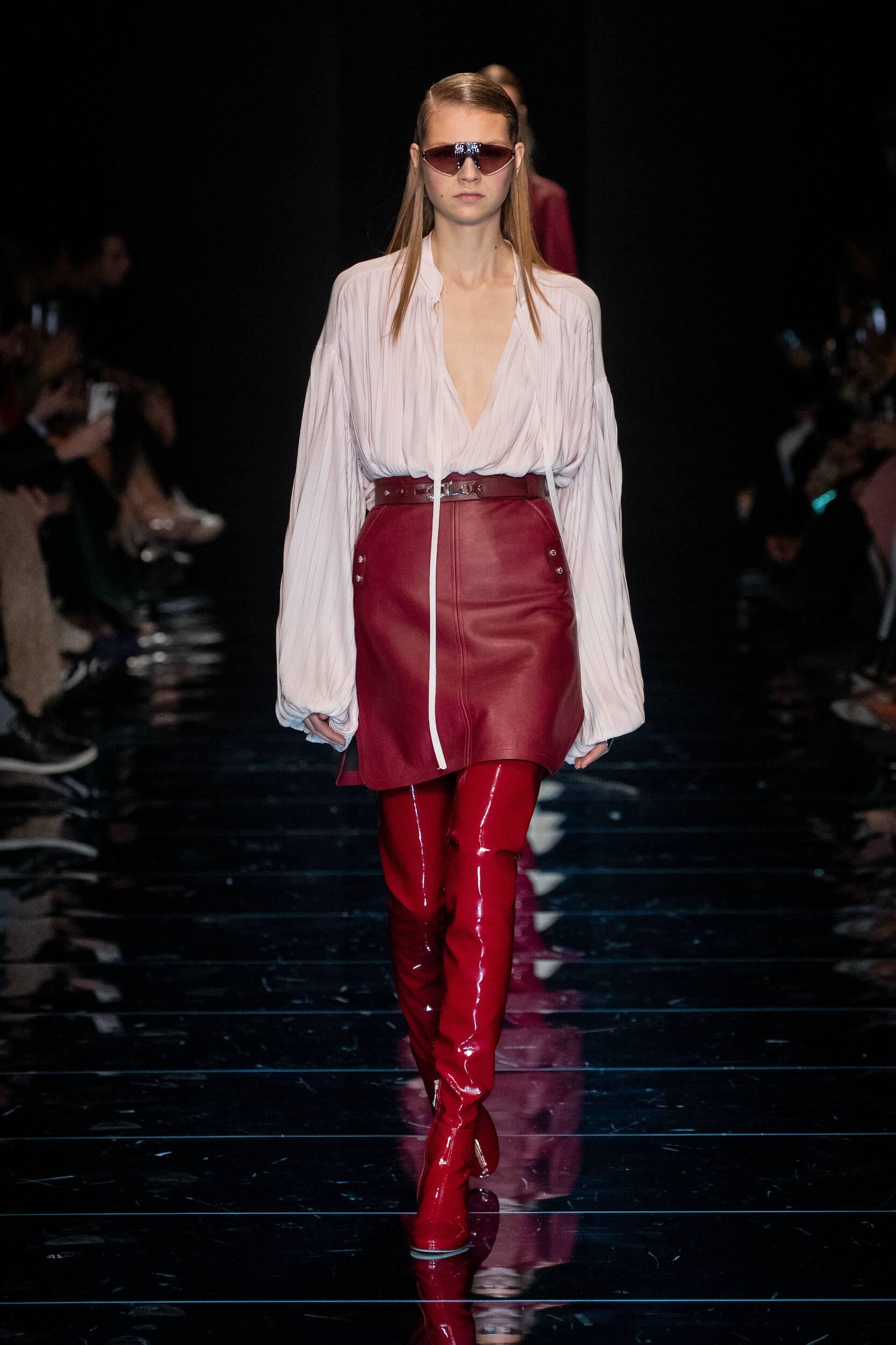 Catwalk Sportmax Woman Fashion Show Winter 2020