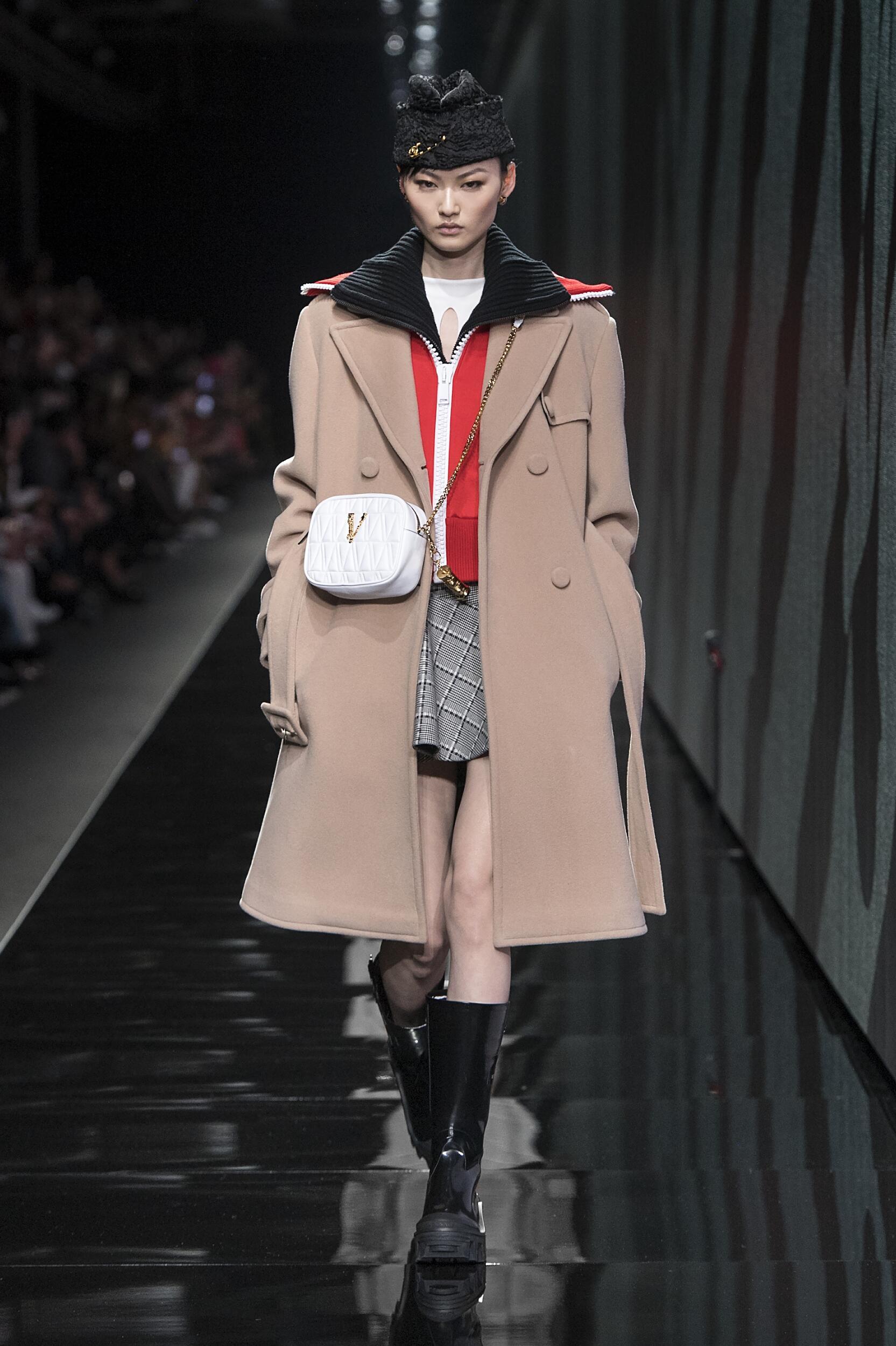 Catwalk Versace