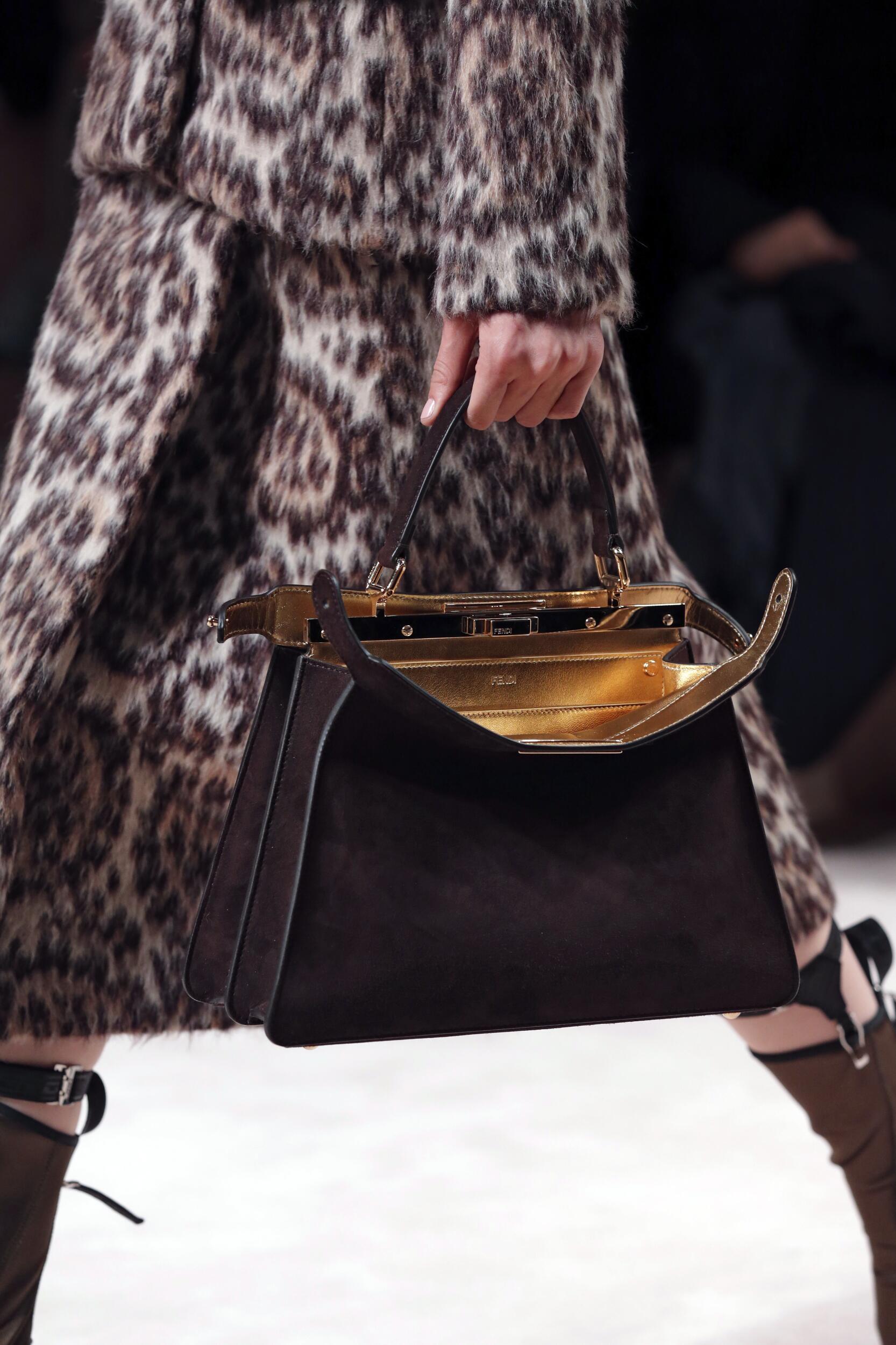 Detail Bag Woman Fendi