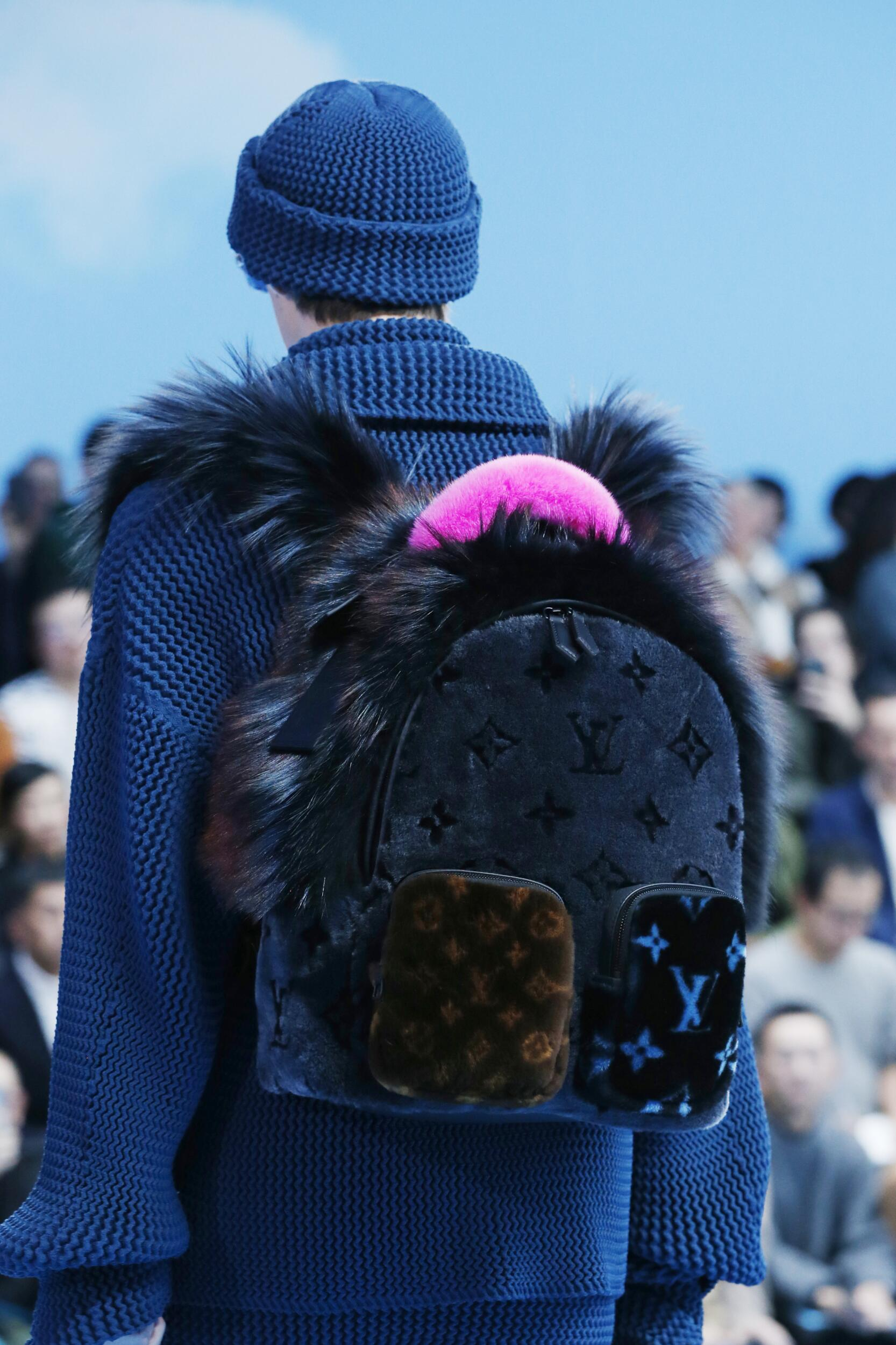 Detail Louis Vuitton Fall Winter 2020 Collection