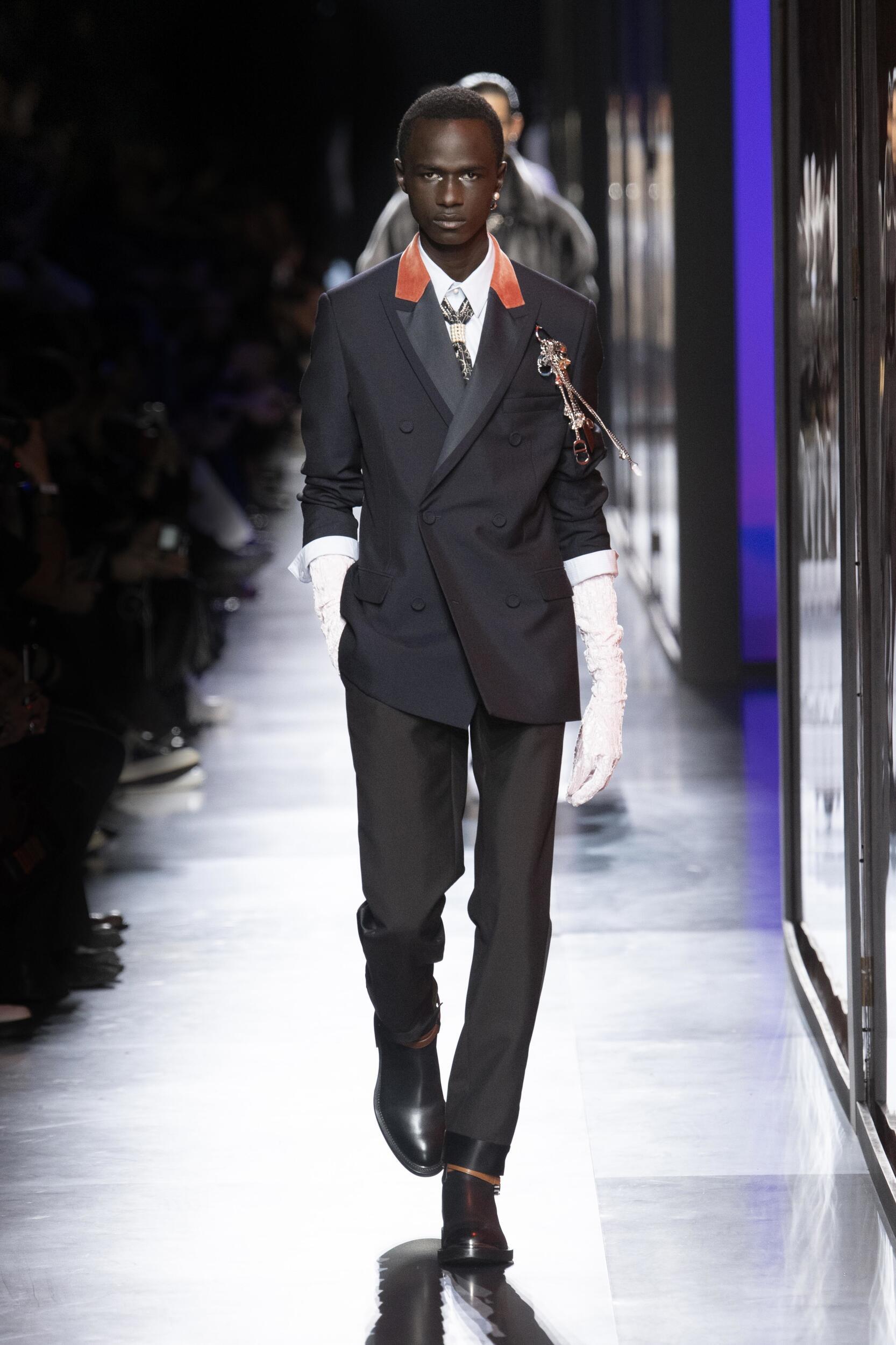 Dior FW 2020 Menswear