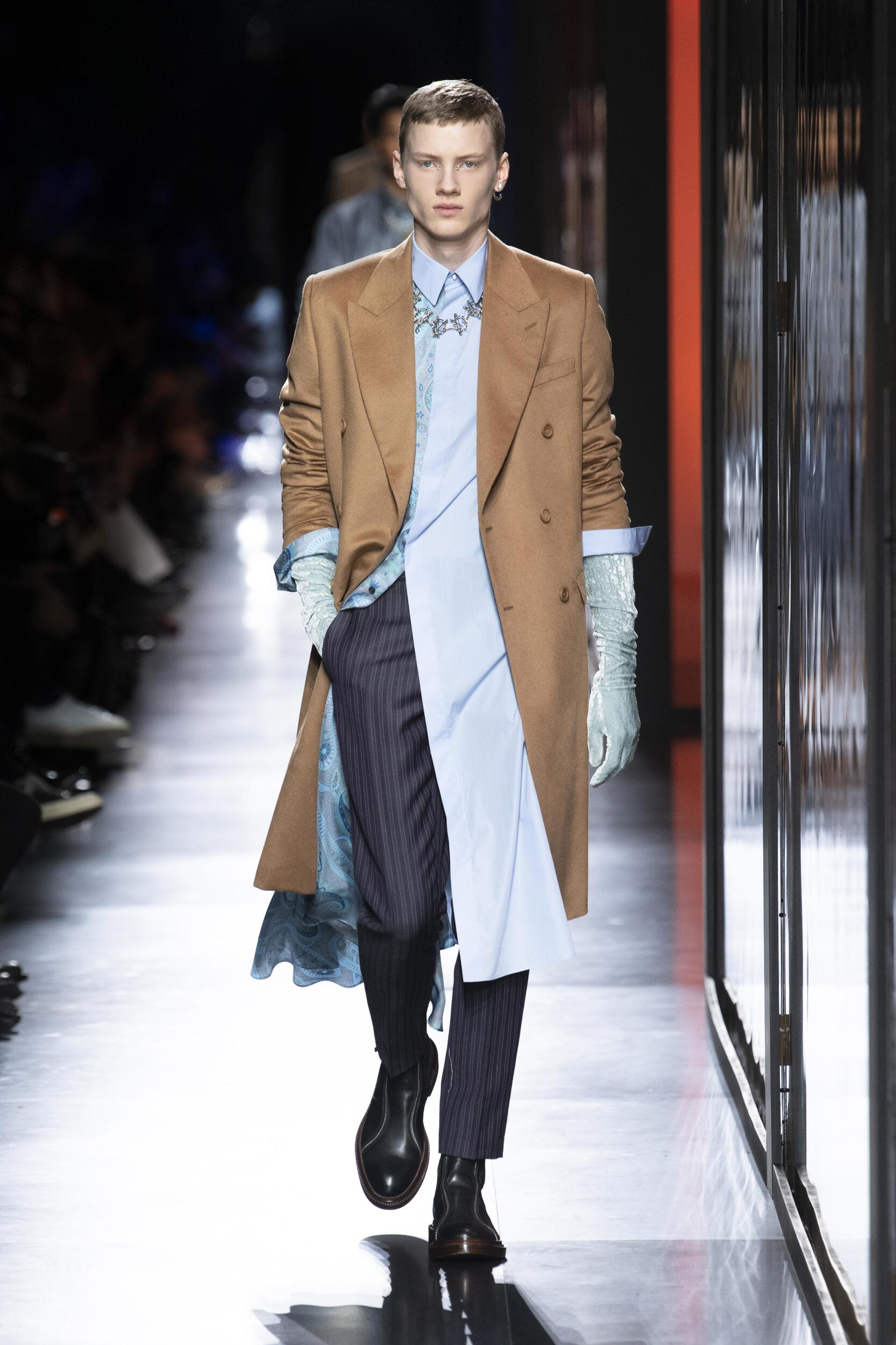 Dior Fall Winter 2020 Mens Collection Paris Fashion Week