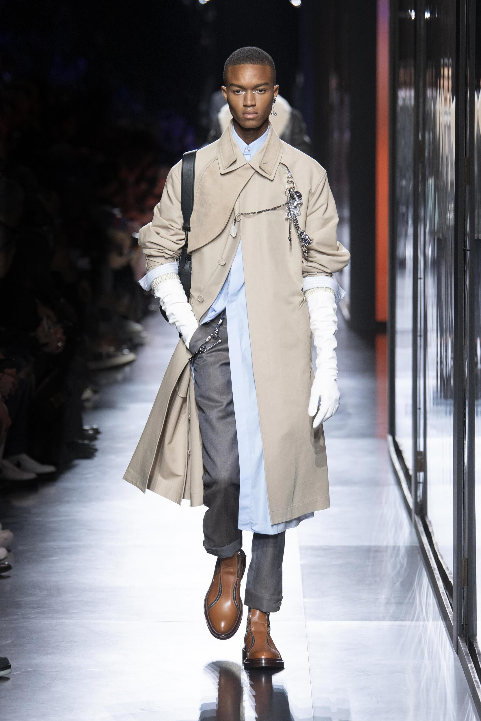Dior Paris Fashion Week Menswear Trends