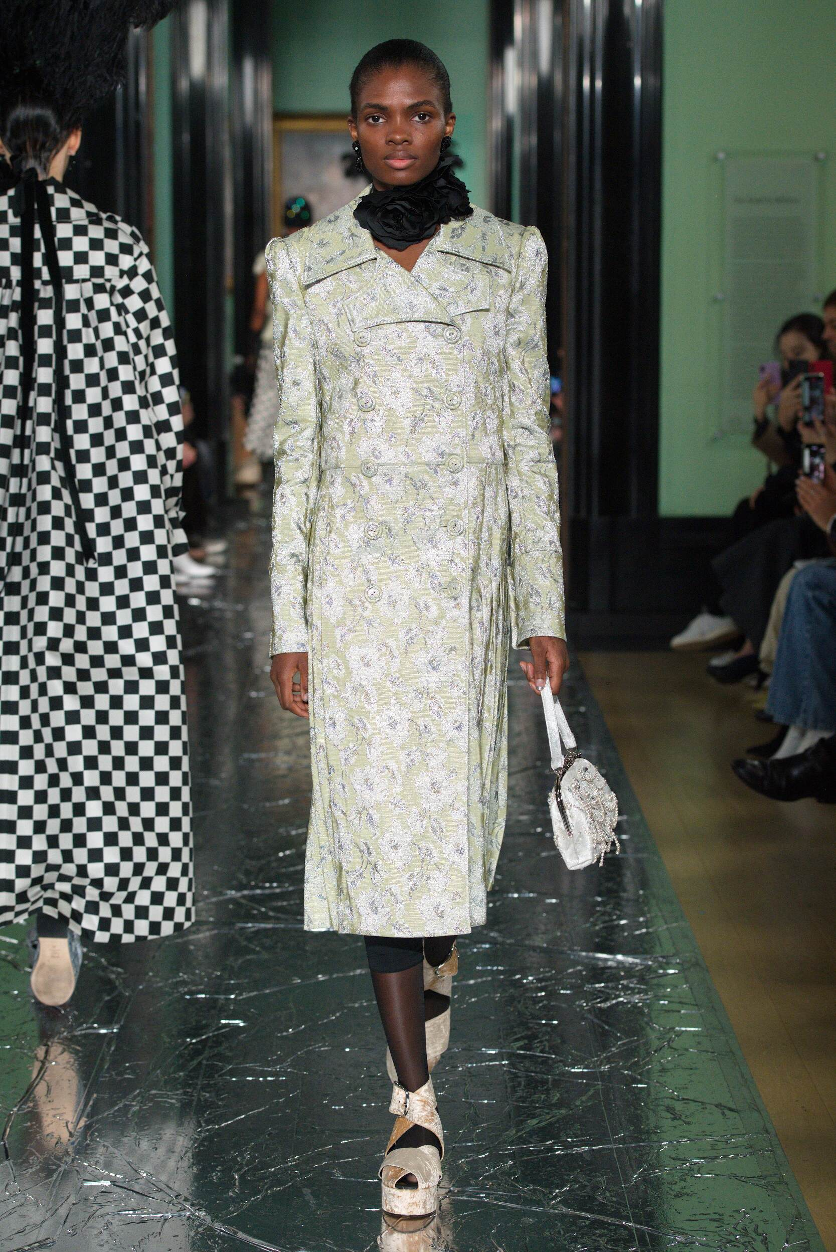 Erdem Fall Winter 2020 Womens Collection London Fashion Week