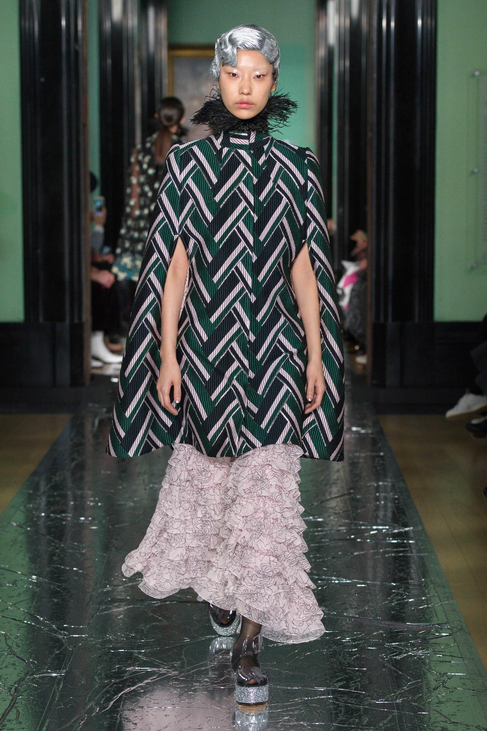 Erdem London Fashion Week Womenswear Trends