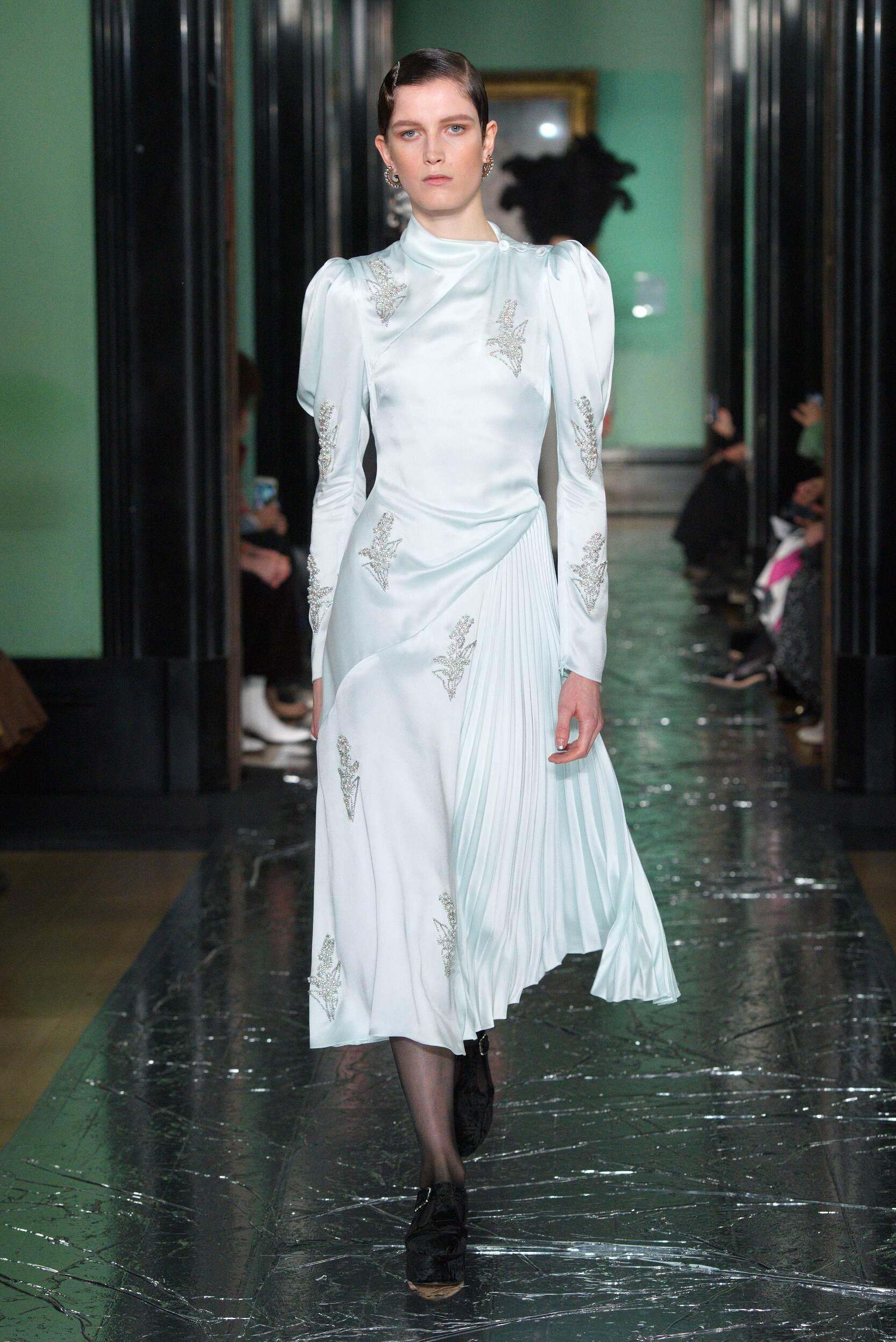 Erdem Womenswear Fashion Show