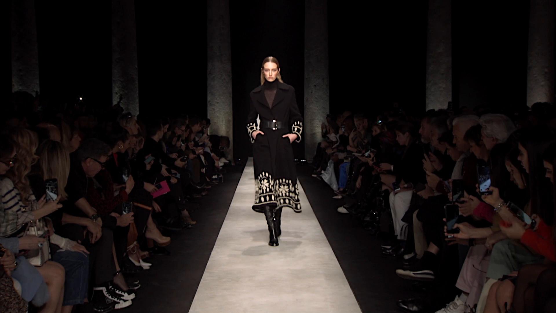 Ermanno Scervino Fall Winter 2020 Fashion Show - Milan Fashion Week
