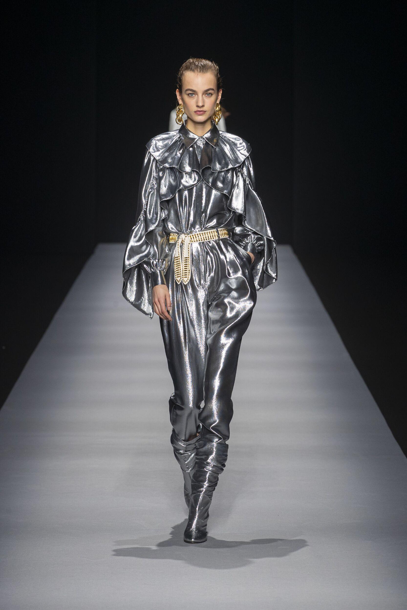 FW 2020-21 Alberta Ferretti Fashion Show Milan
