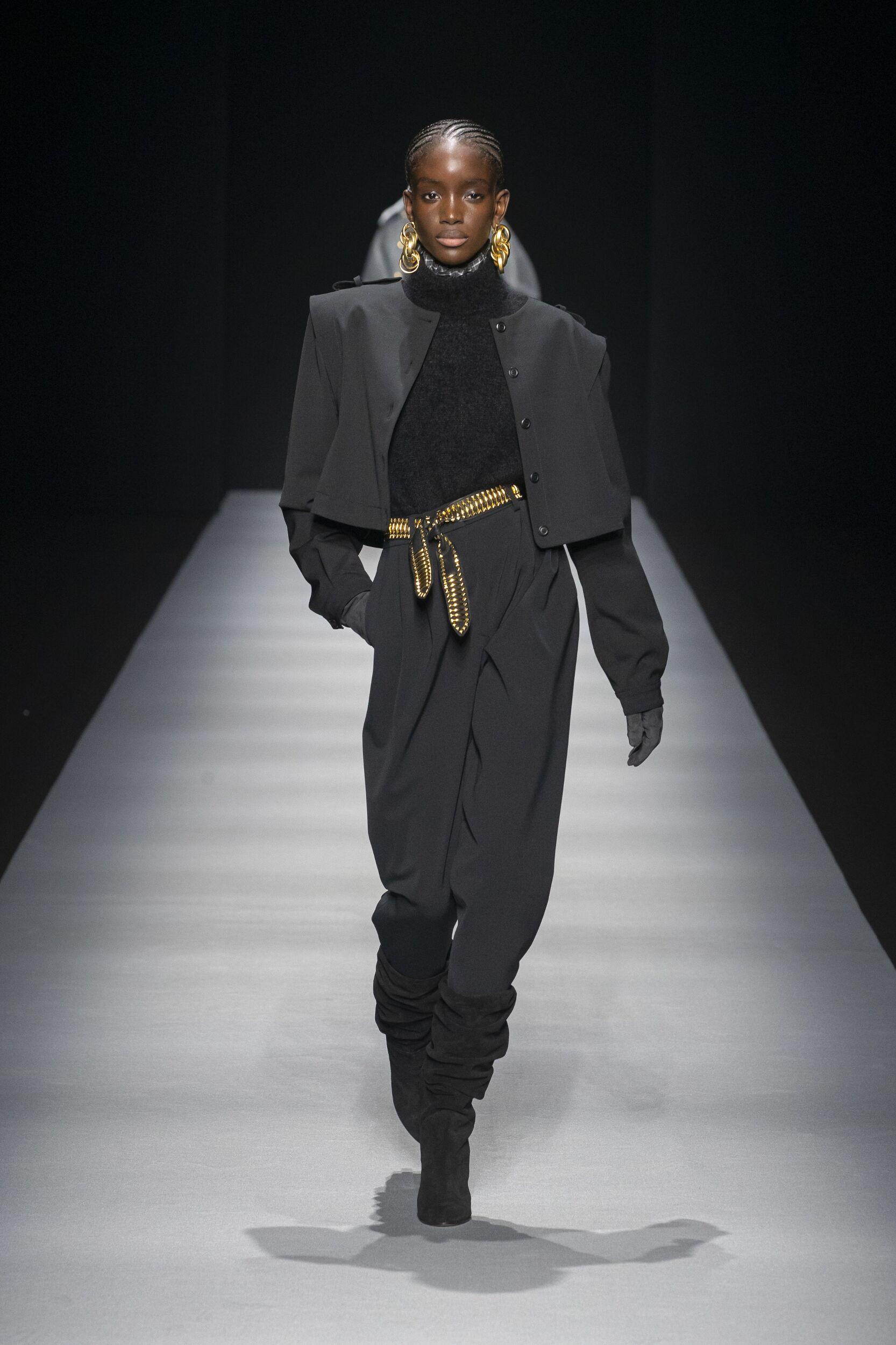 FW 2020-21 Alberta Ferretti Fashion Show