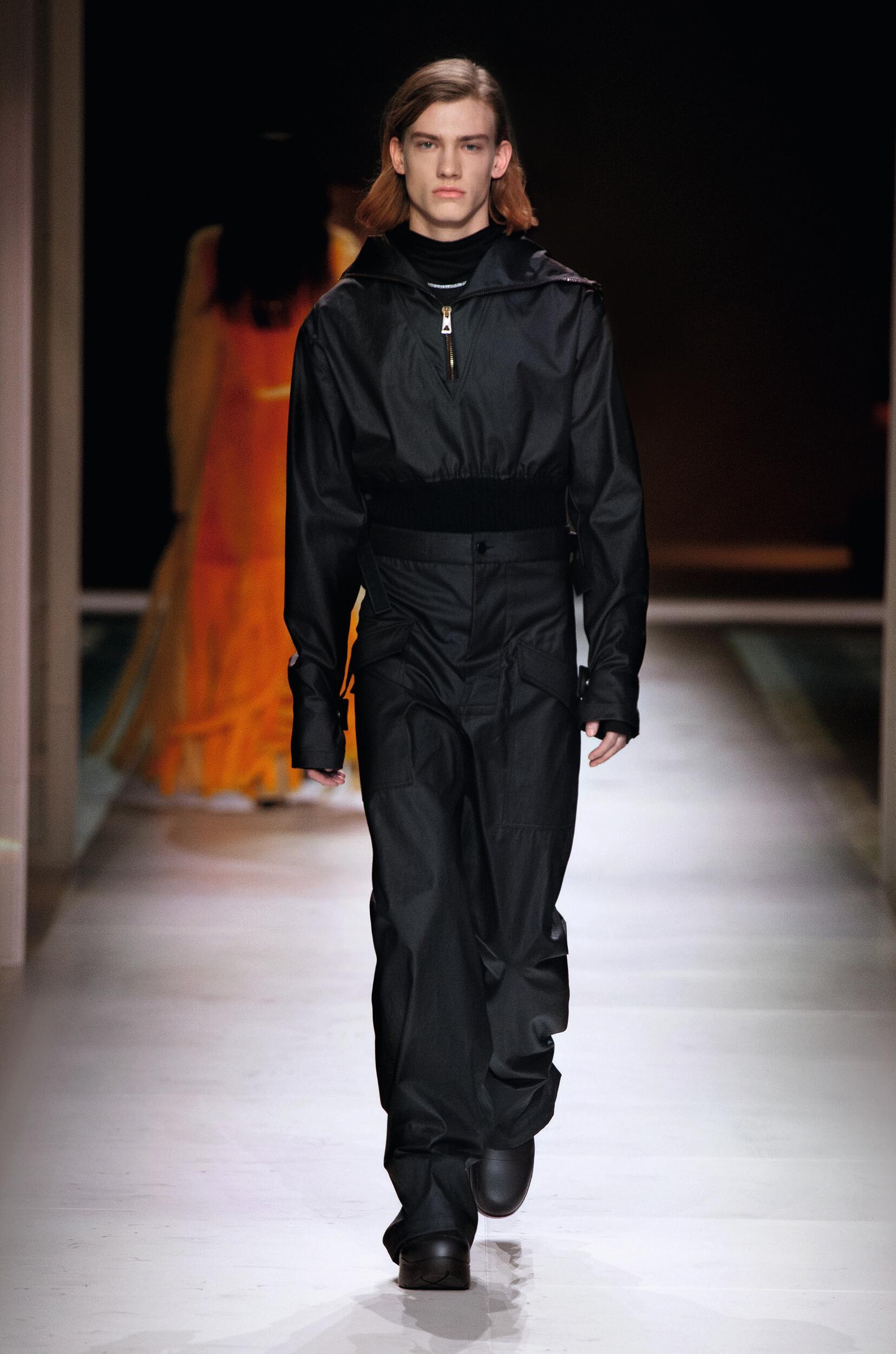 FW 2020-21 Bottega Veneta Fashion Show Milan Fashion Week
